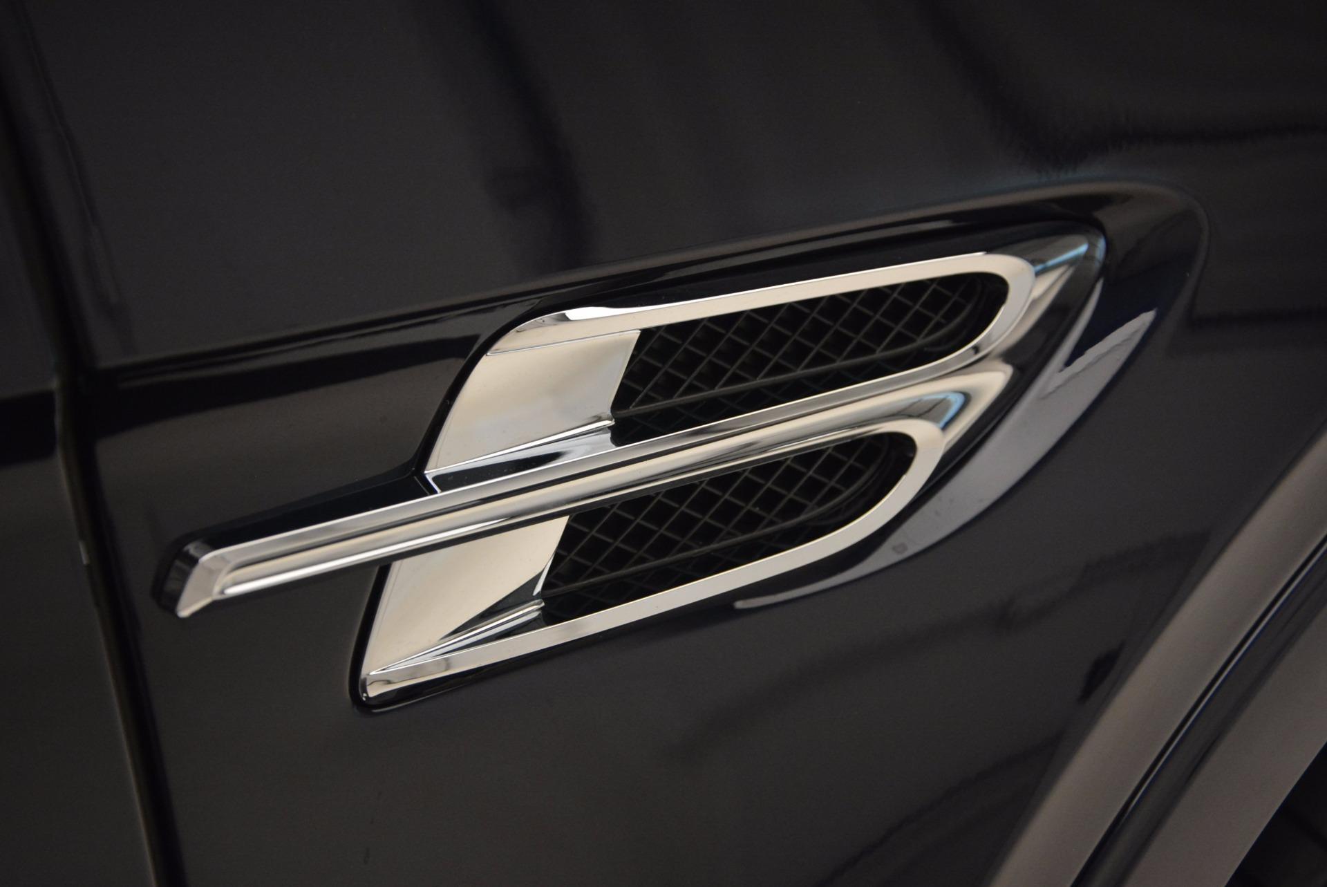 Used 2018 Bentley Bentayga W12 Signature For Sale In Westport, CT 1468_p52