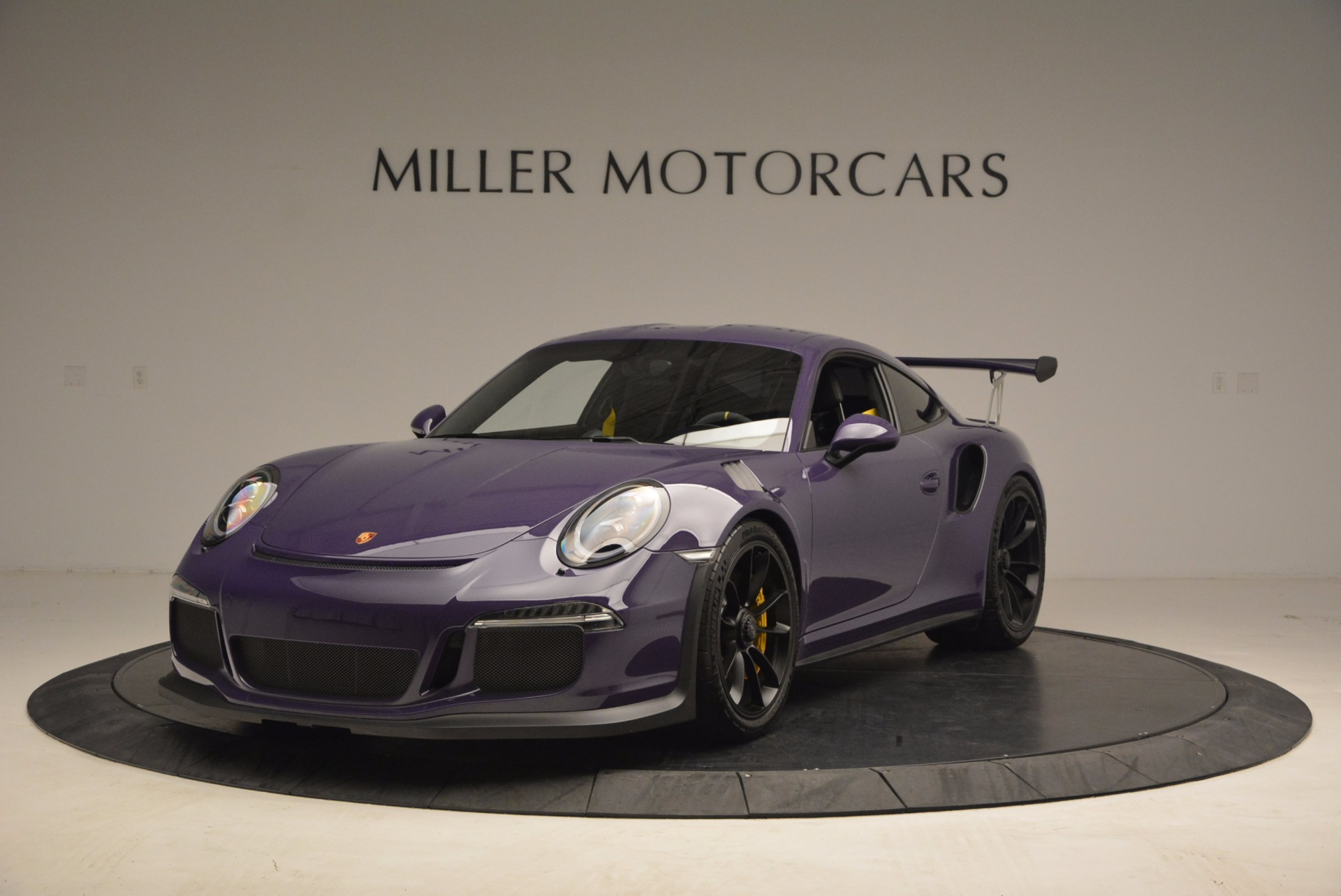 Used 2016 Porsche 911 GT3 RS For Sale In Westport, CT 1469_main