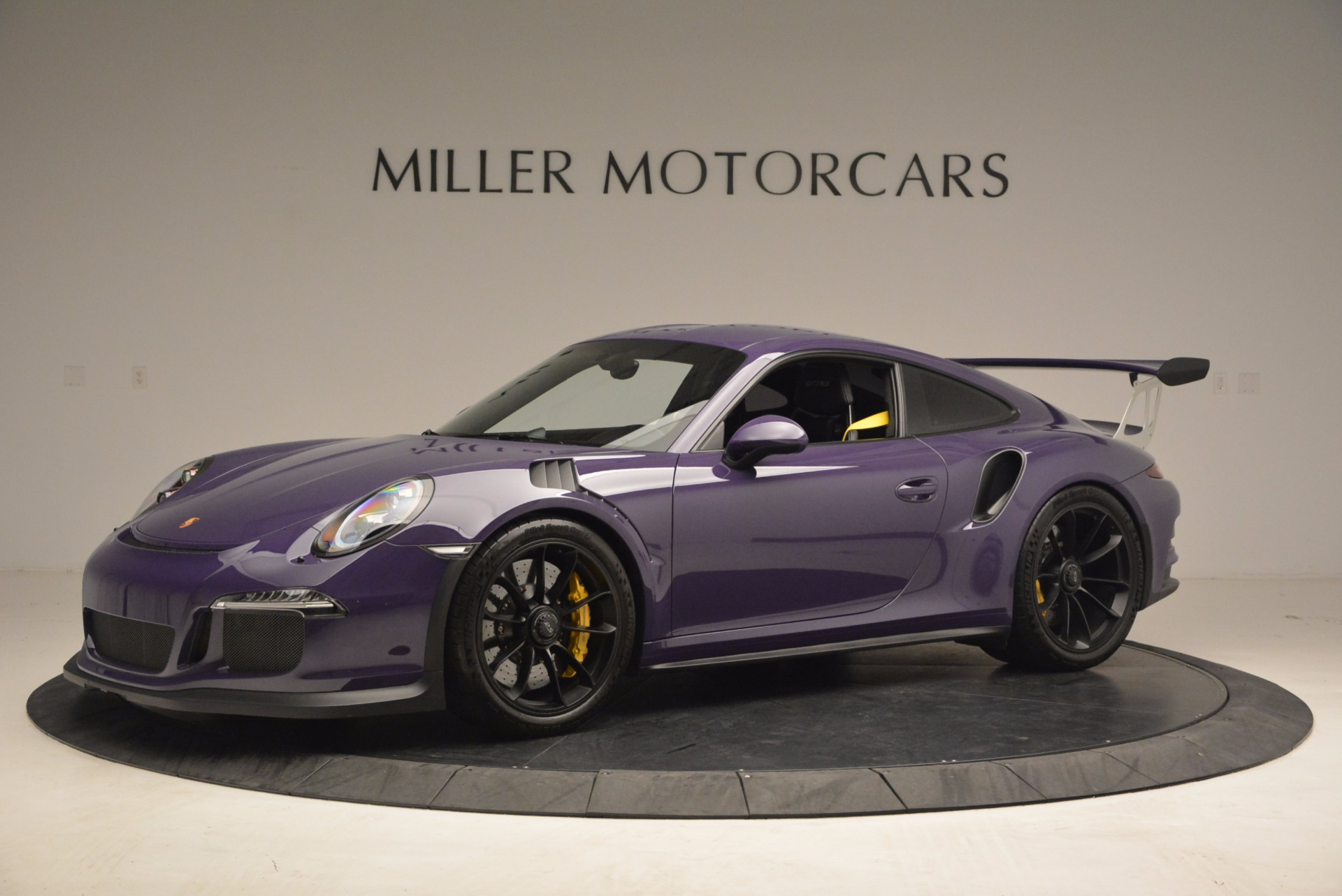 Used 2016 Porsche 911 GT3 RS For Sale In Westport, CT 1469_p2
