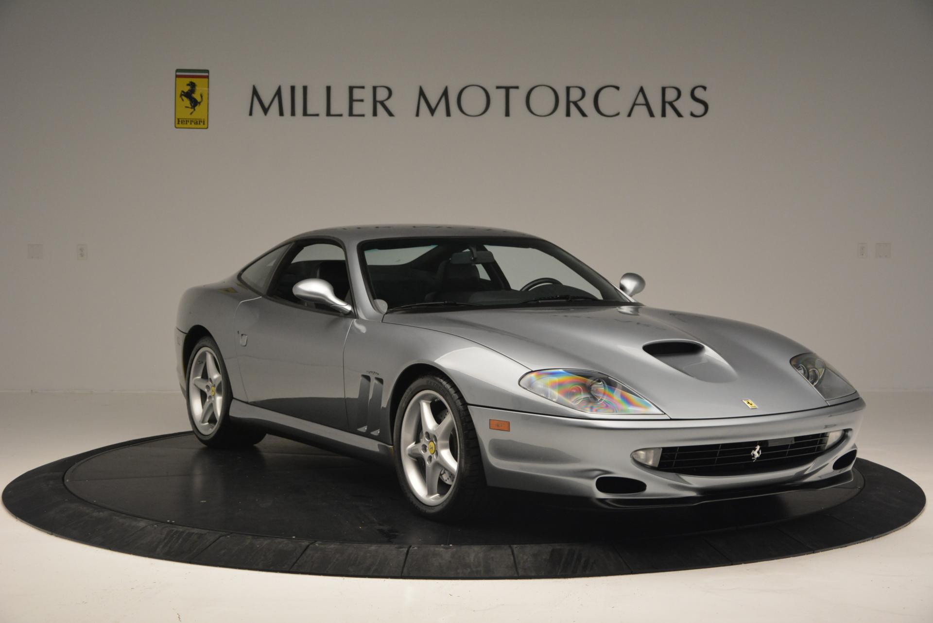 Used 1997 Ferrari 550 Maranello  For Sale In Westport, CT 147_p11
