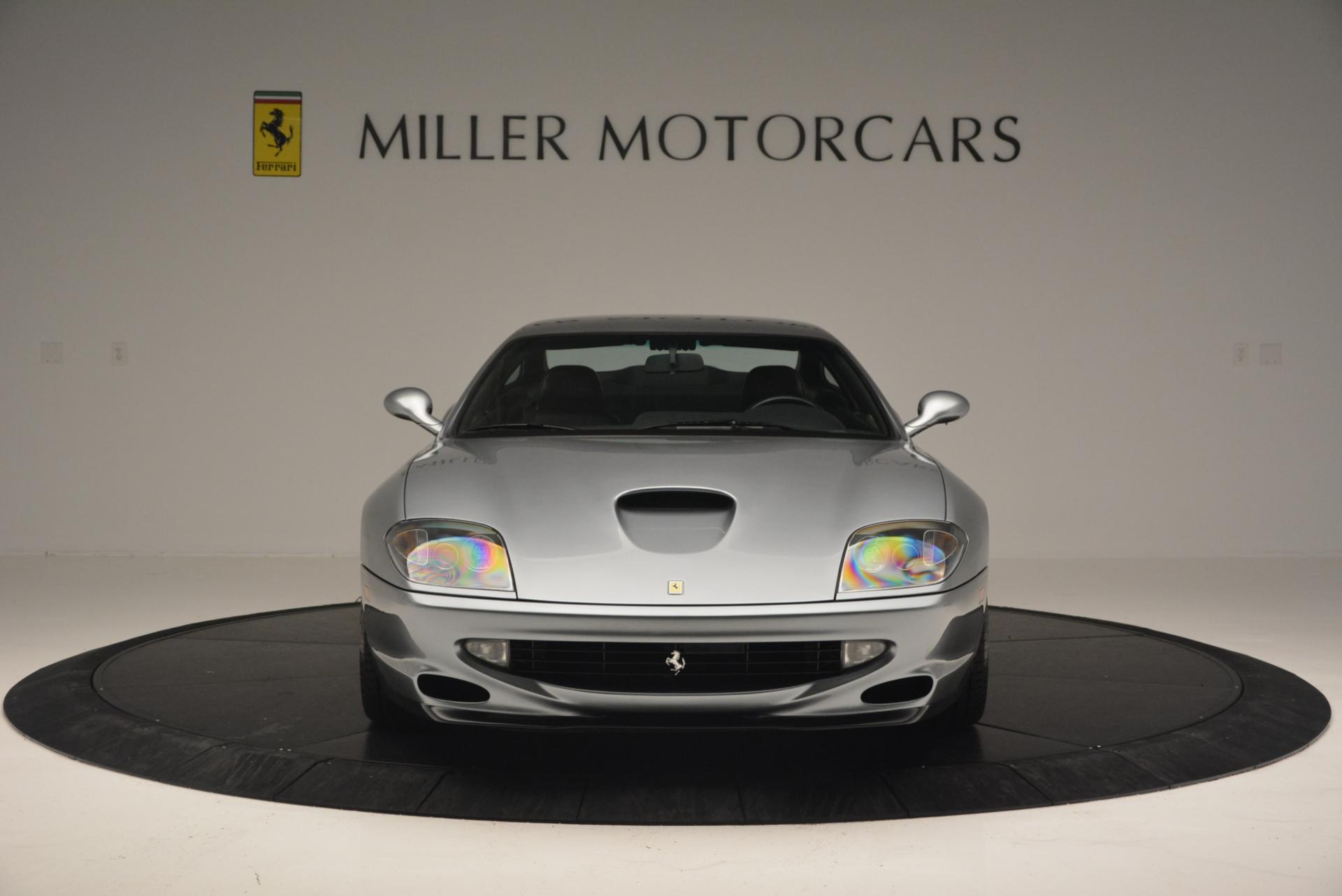 Used 1997 Ferrari 550 Maranello  For Sale In Westport, CT 147_p12