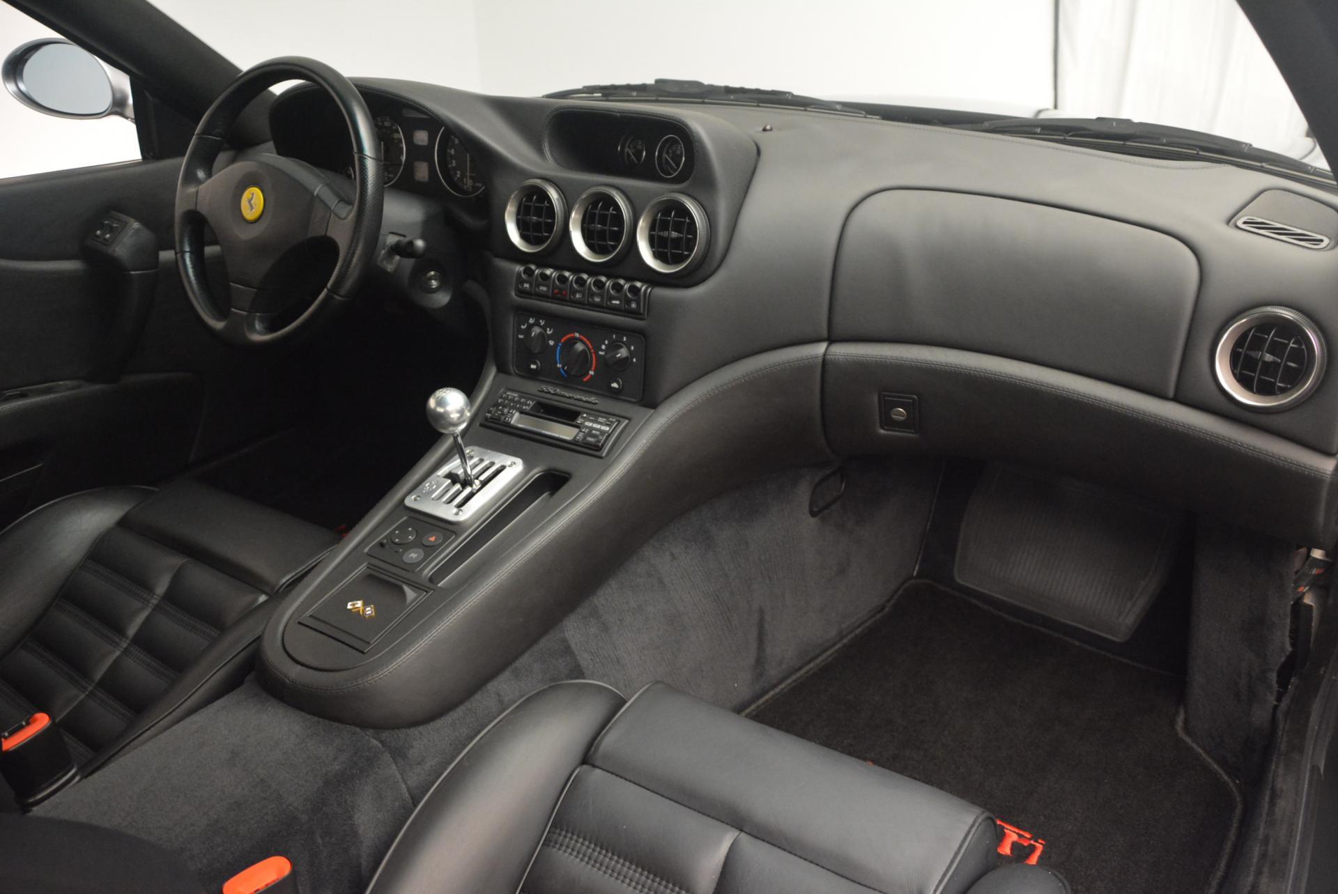 Used 1997 Ferrari 550 Maranello  For Sale In Westport, CT 147_p17