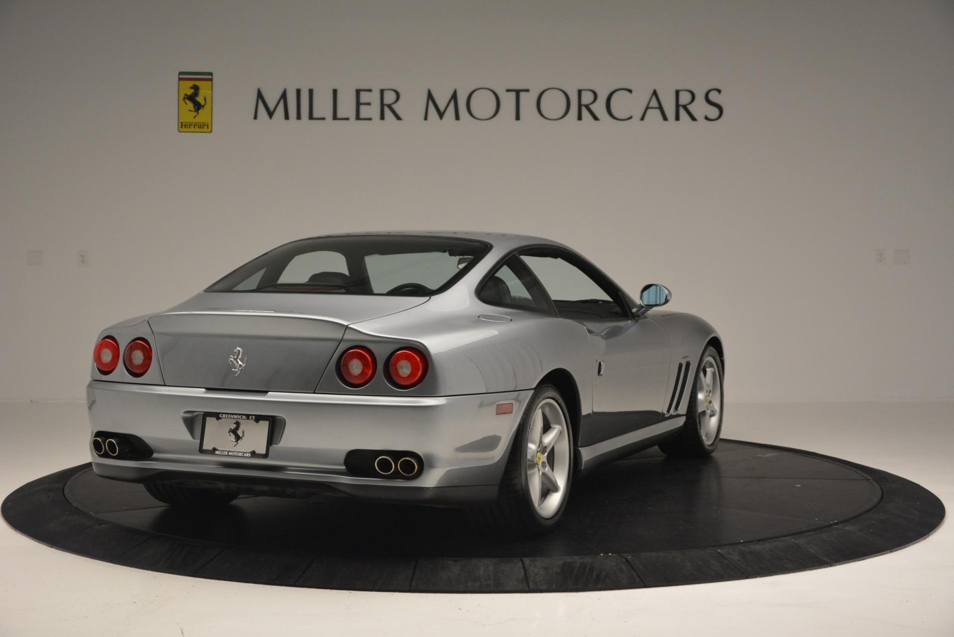 Used 1997 Ferrari 550 Maranello  For Sale In Westport, CT 147_p7
