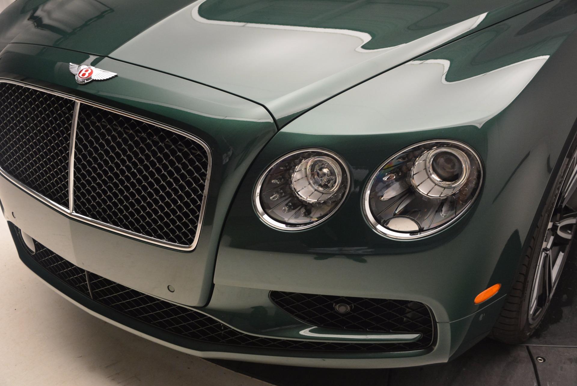 New 2017 Bentley Flying Spur V8 S For Sale In Westport, CT 1471_p15