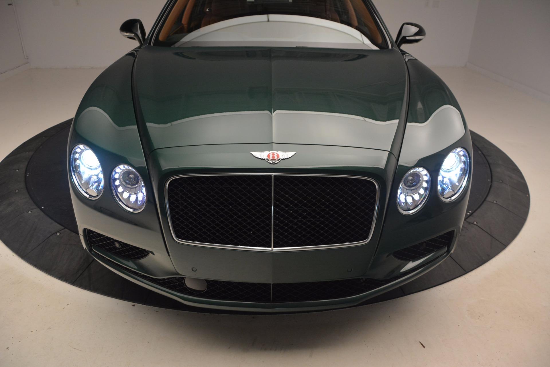 New 2017 Bentley Flying Spur V8 S For Sale In Westport, CT 1471_p16