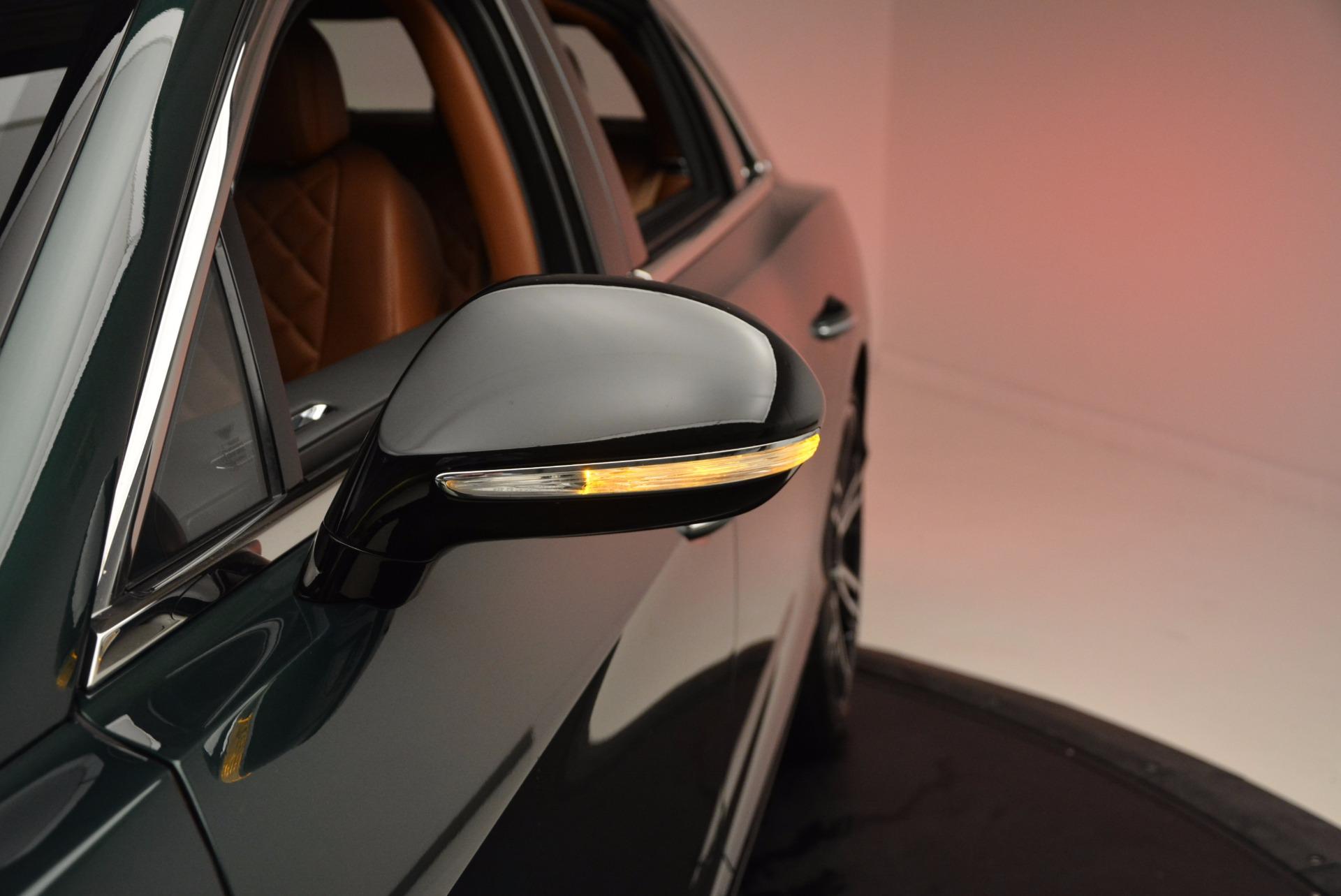 New 2017 Bentley Flying Spur V8 S For Sale In Westport, CT 1471_p20