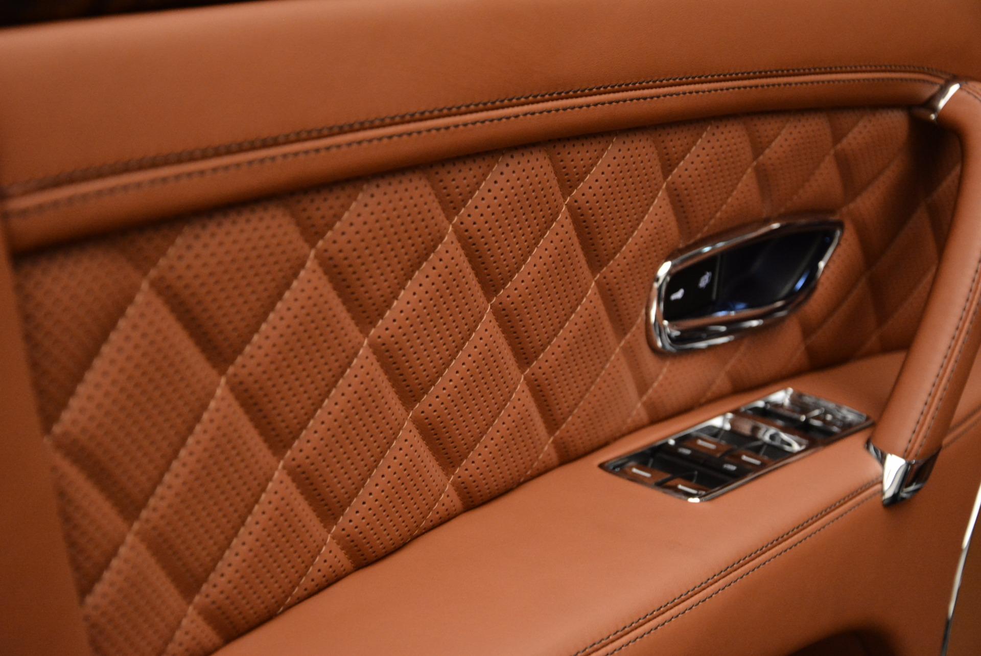 New 2017 Bentley Flying Spur V8 S For Sale In Westport, CT 1471_p22