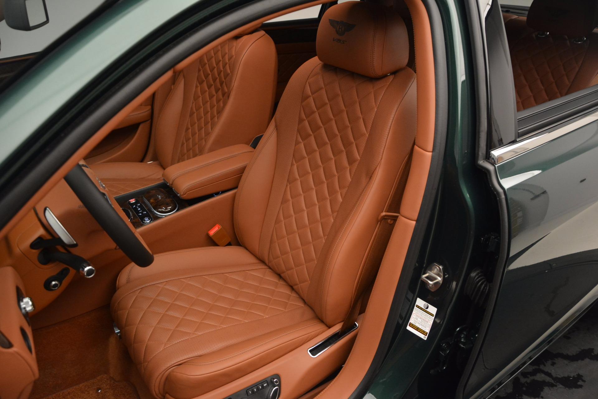 New 2017 Bentley Flying Spur V8 S For Sale In Westport, CT 1471_p24