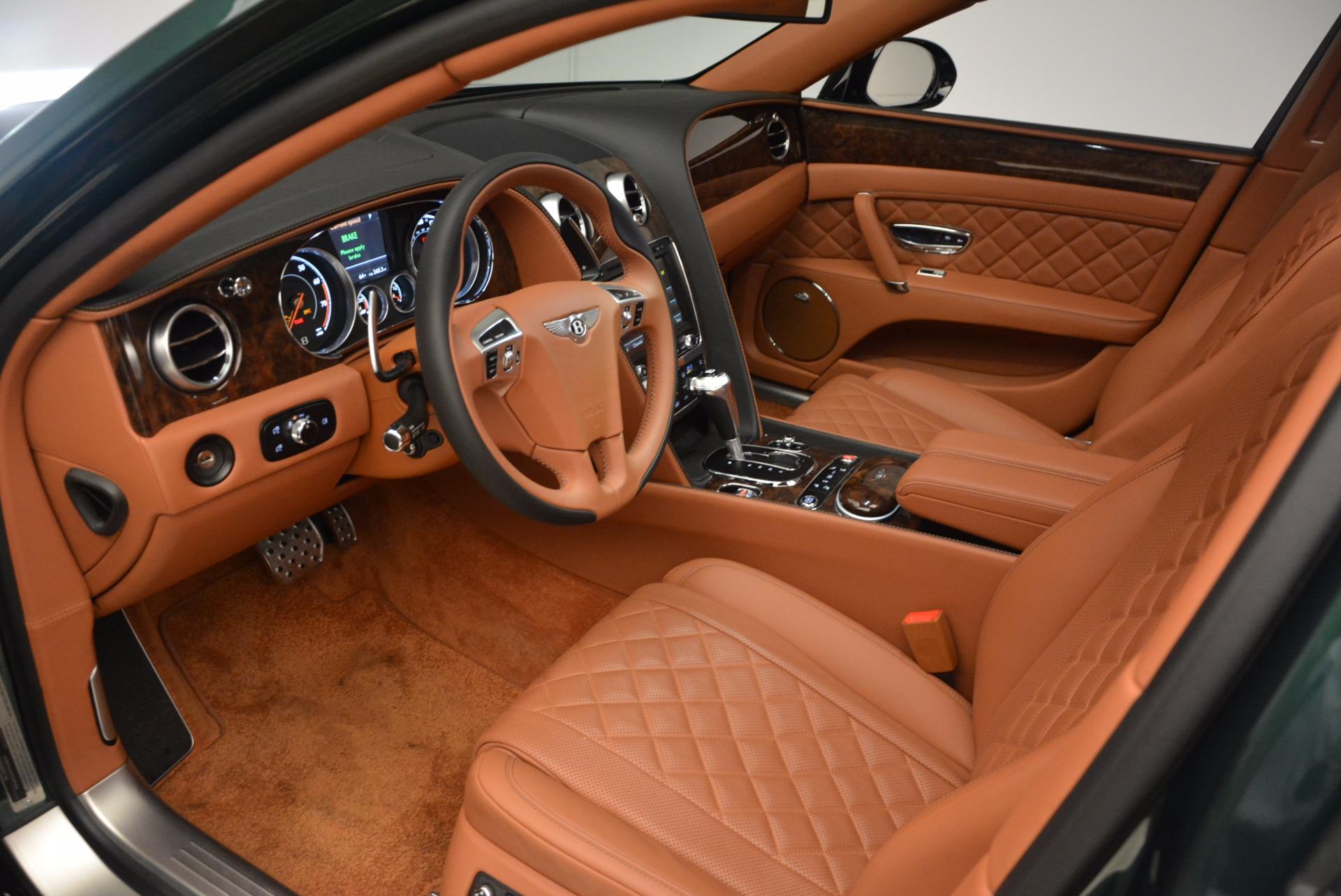 New 2017 Bentley Flying Spur V8 S For Sale In Westport, CT 1471_p26