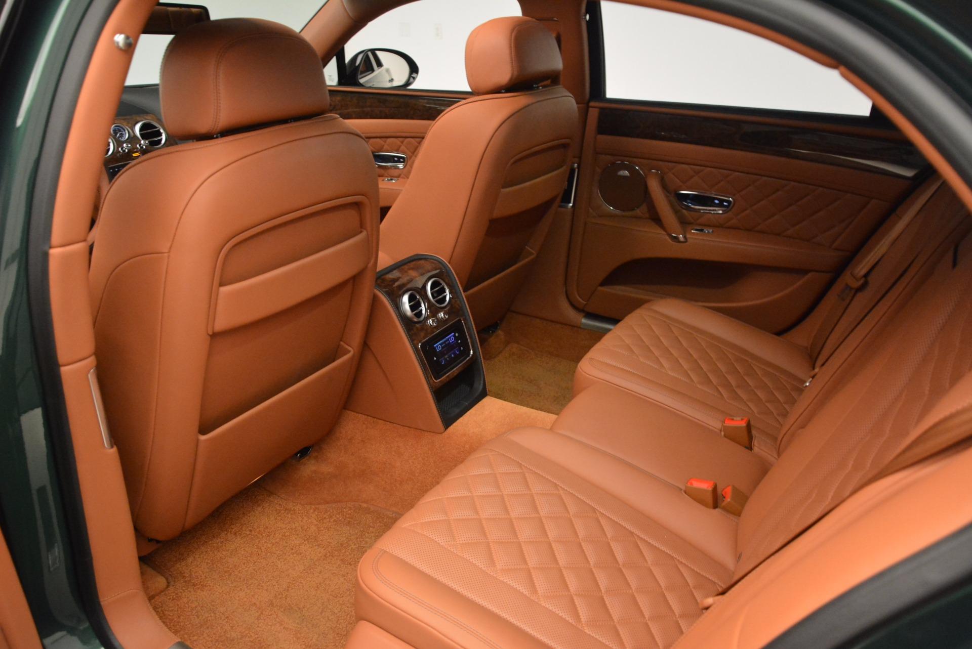New 2017 Bentley Flying Spur V8 S For Sale In Westport, CT 1471_p30