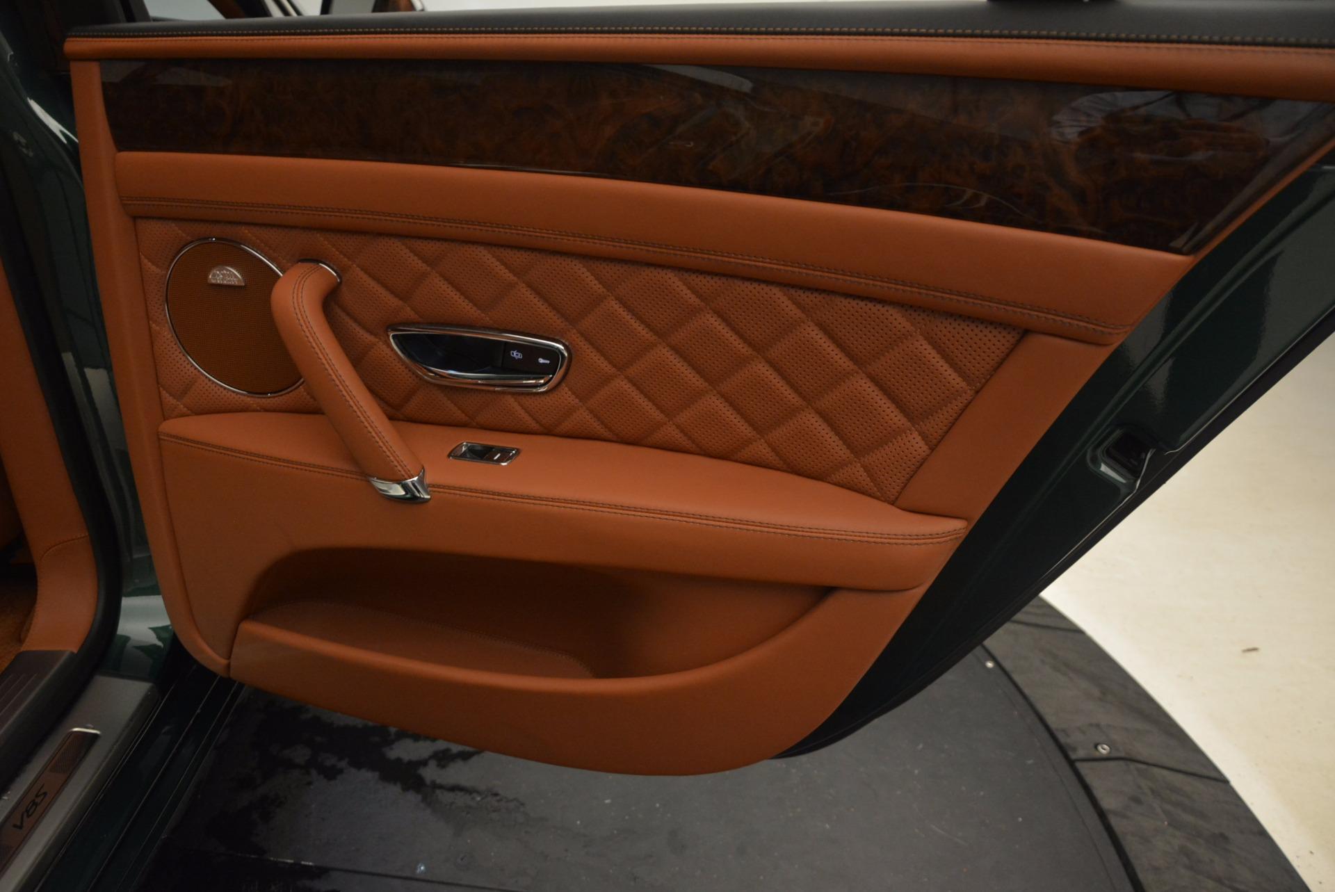 New 2017 Bentley Flying Spur V8 S For Sale In Westport, CT 1471_p35