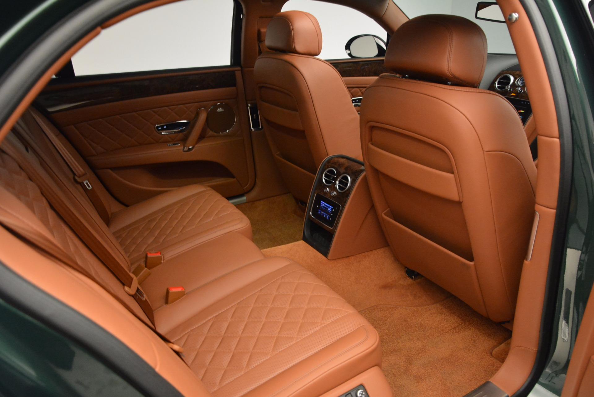 New 2017 Bentley Flying Spur V8 S For Sale In Westport, CT 1471_p36