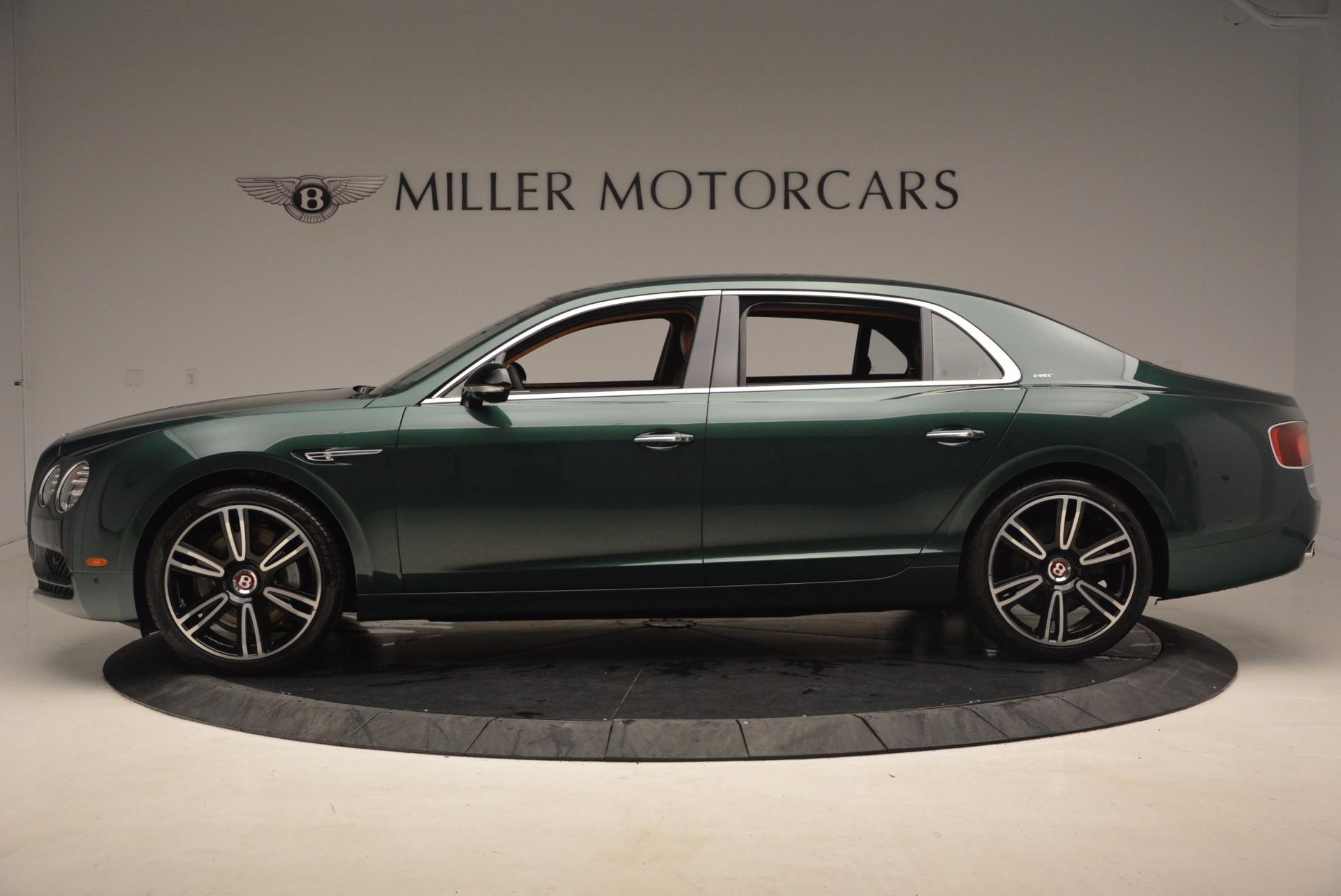 New 2017 Bentley Flying Spur V8 S For Sale In Westport, CT 1471_p3