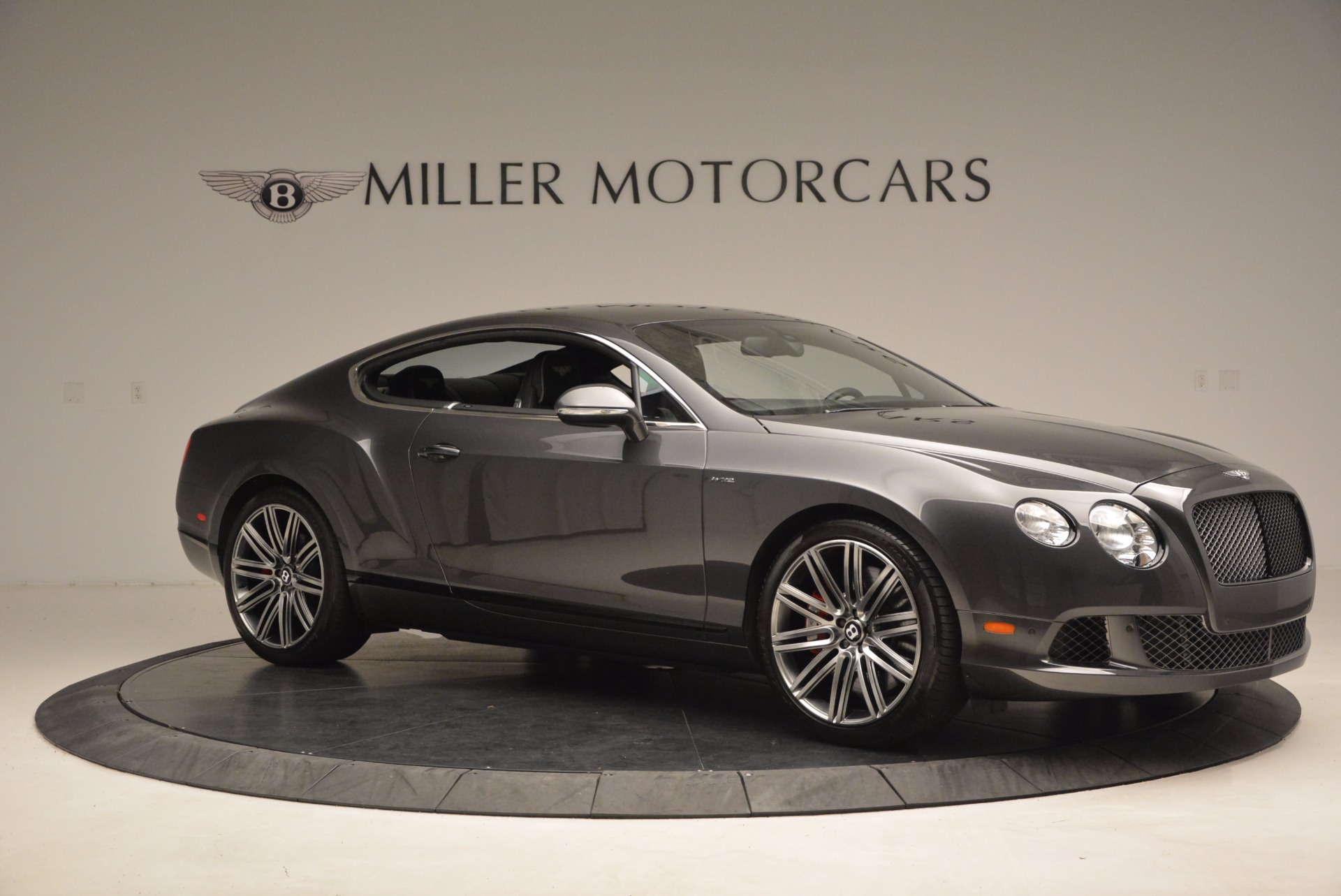 Used 2014 Bentley Continental GT Speed For Sale In Westport, CT 1473_p10