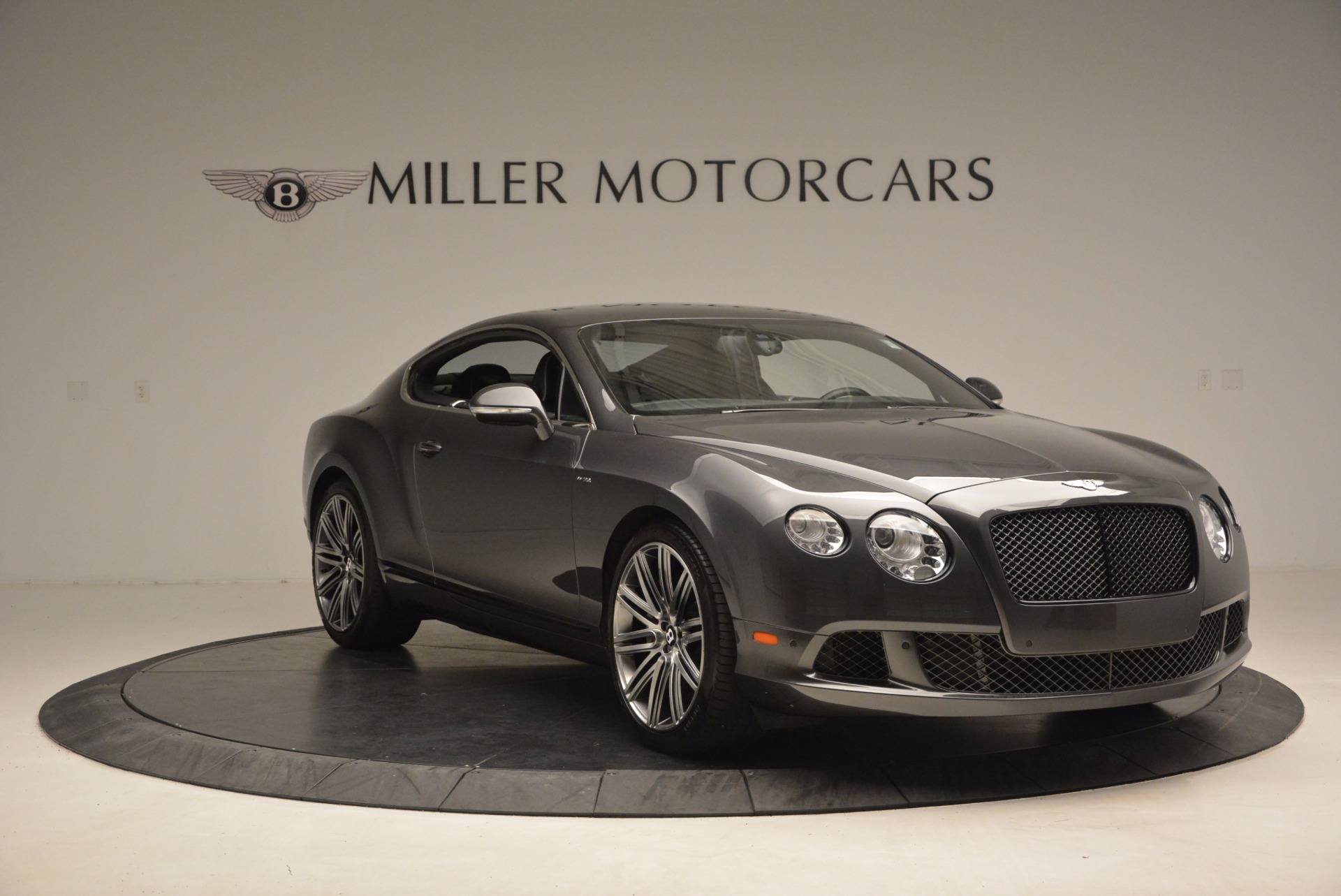 Used 2014 Bentley Continental GT Speed For Sale In Westport, CT 1473_p11