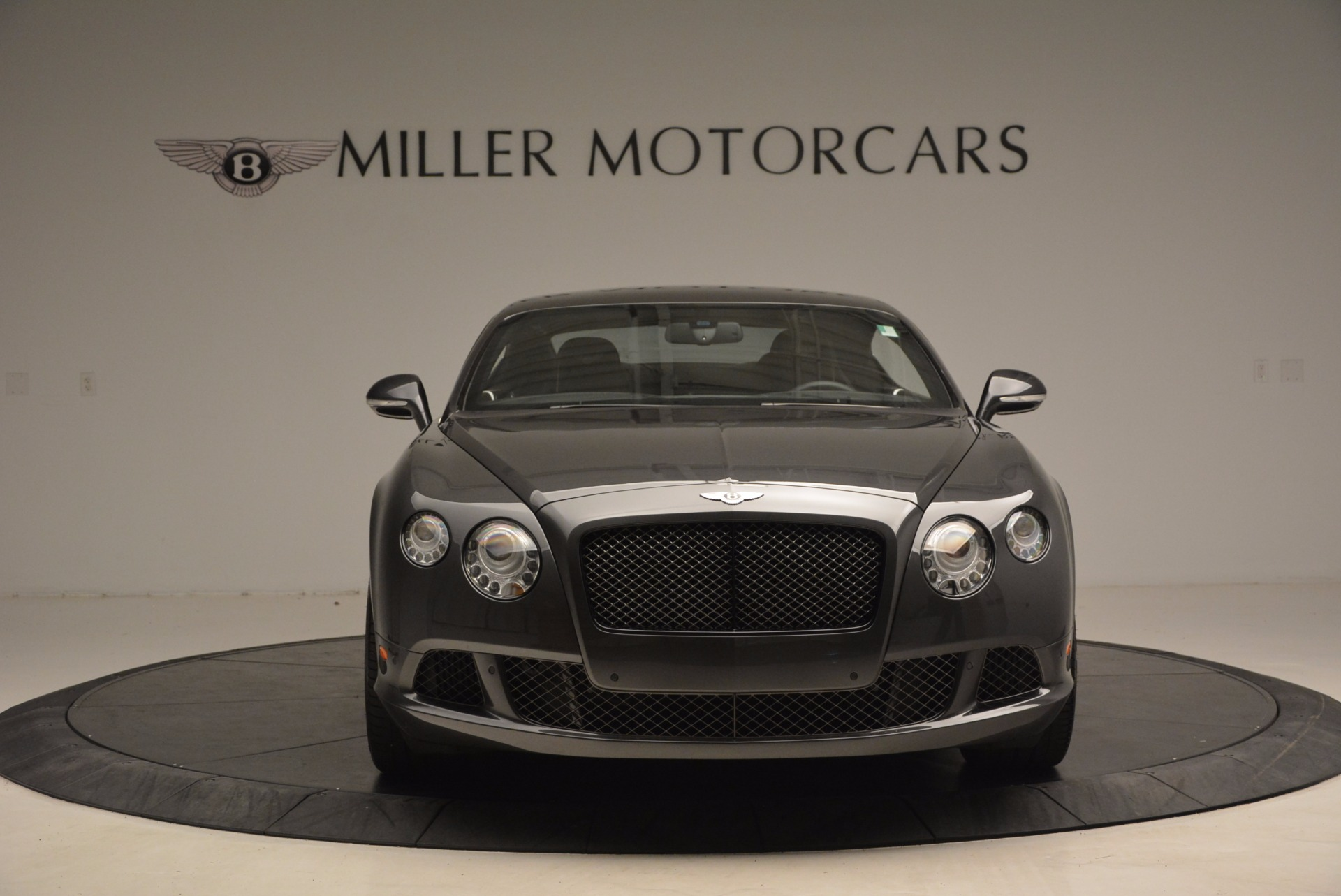 Used 2014 Bentley Continental GT Speed For Sale In Westport, CT 1473_p12
