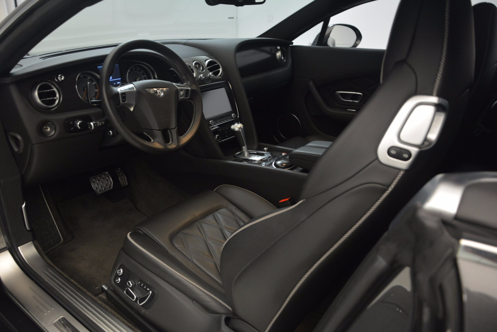 Used 2014 Bentley Continental GT Speed For Sale In Westport, CT 1473_p19