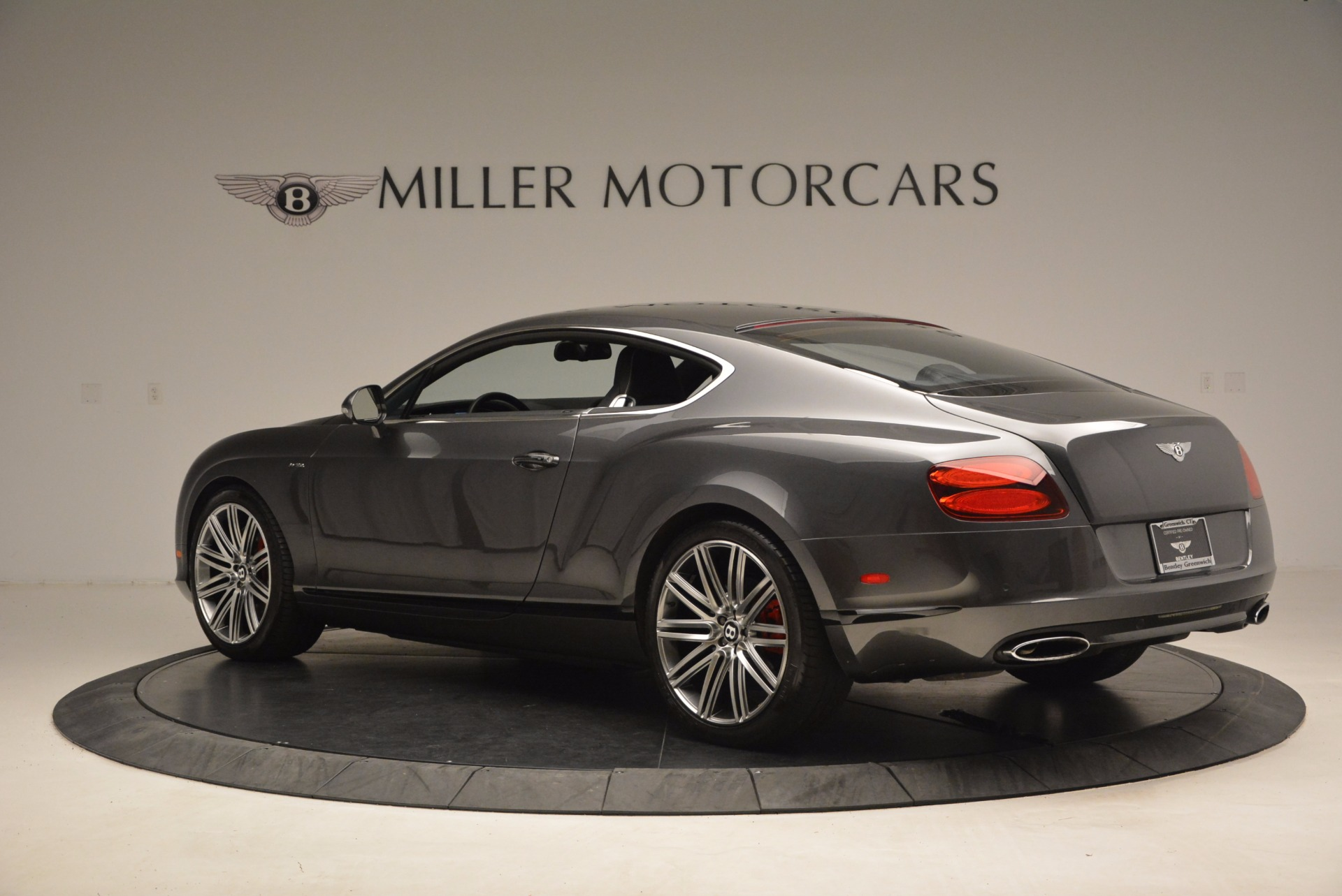 Used 2014 Bentley Continental GT Speed For Sale In Westport, CT 1473_p4