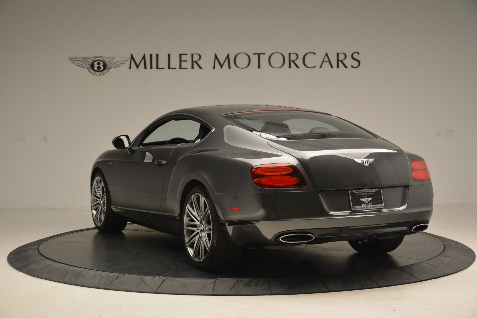 Used 2014 Bentley Continental GT Speed For Sale In Westport, CT 1473_p5