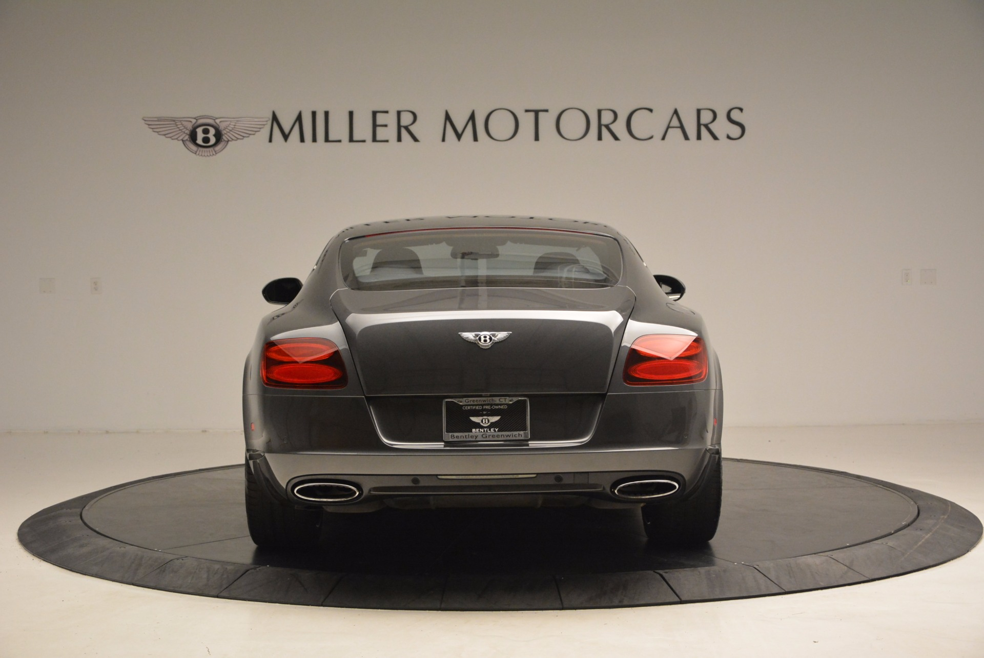 Used 2014 Bentley Continental GT Speed For Sale In Westport, CT 1473_p6