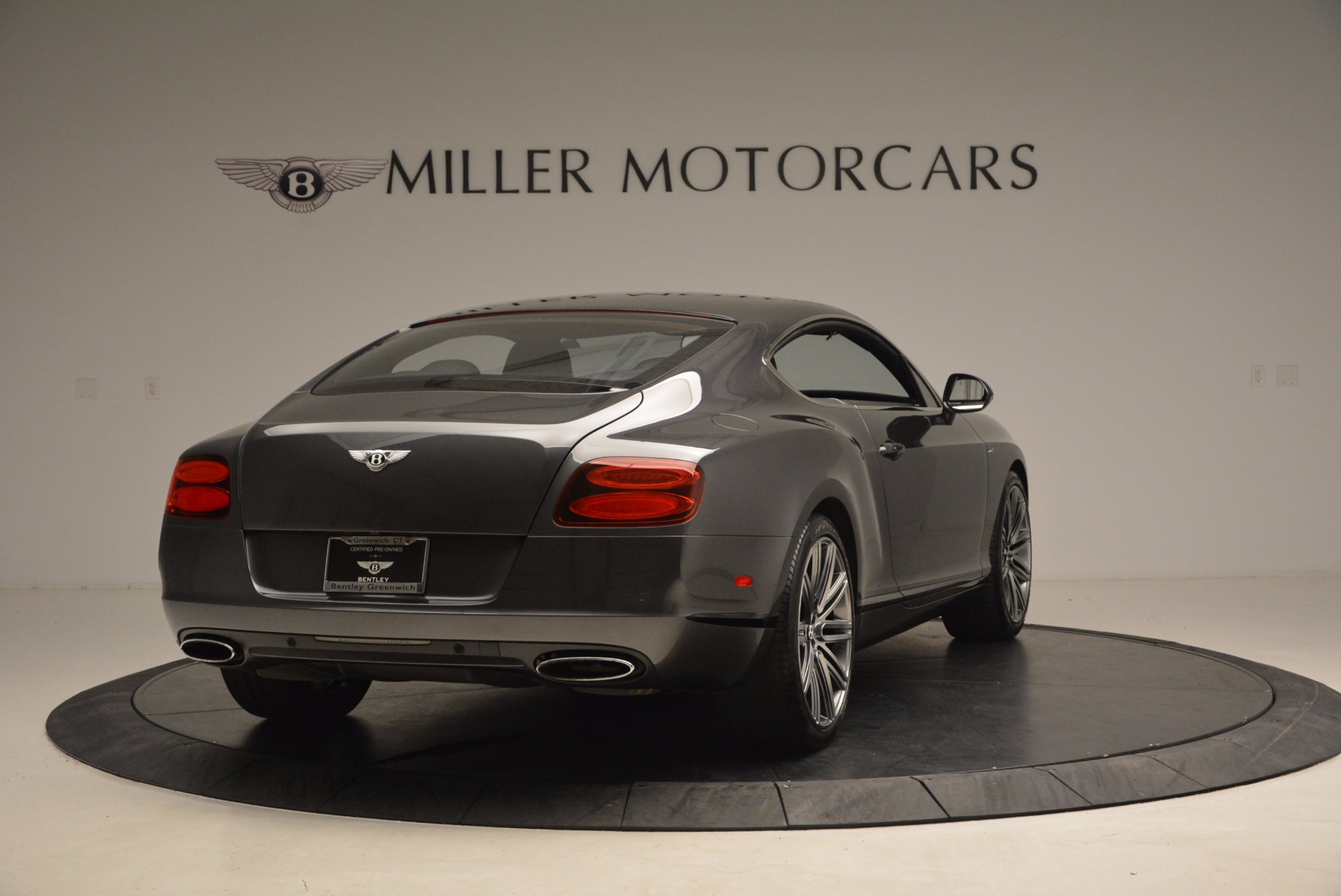 Used 2014 Bentley Continental GT Speed For Sale In Westport, CT 1473_p7