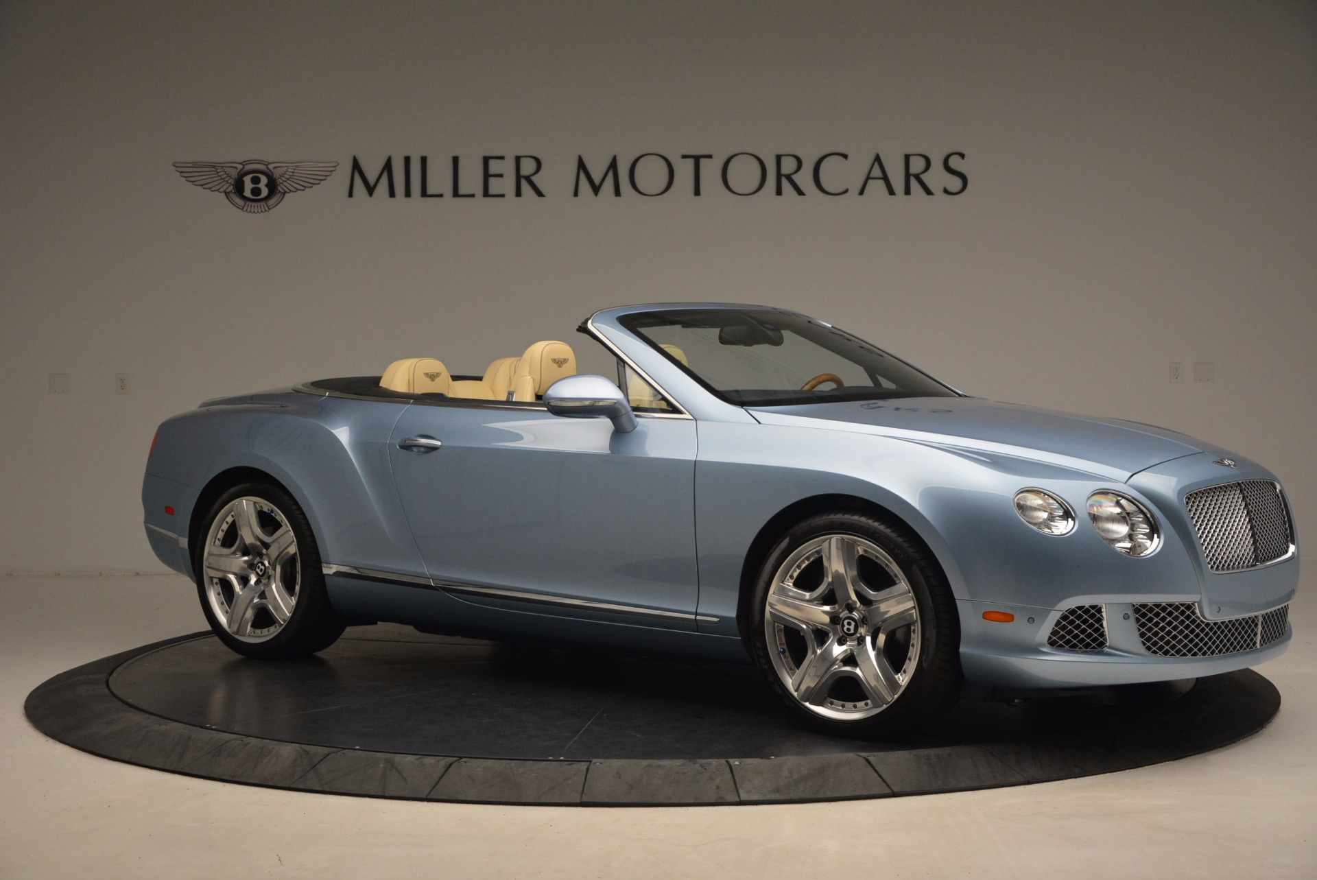 Used 2012 Bentley Continental GTC W12 For Sale In Westport, CT 1475_p10