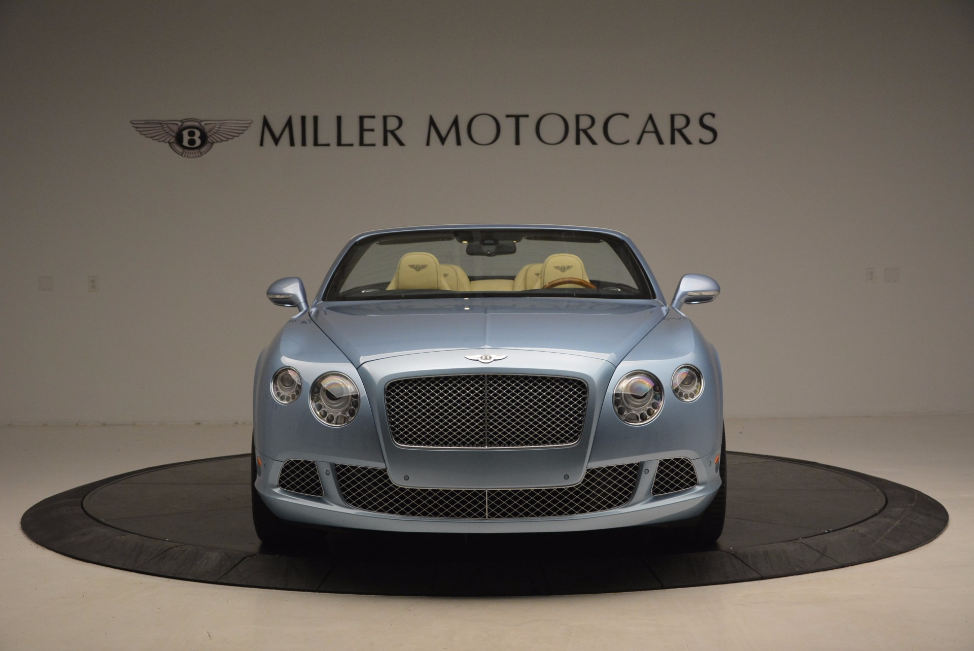 Used 2012 Bentley Continental GTC W12 For Sale In Westport, CT 1475_p12