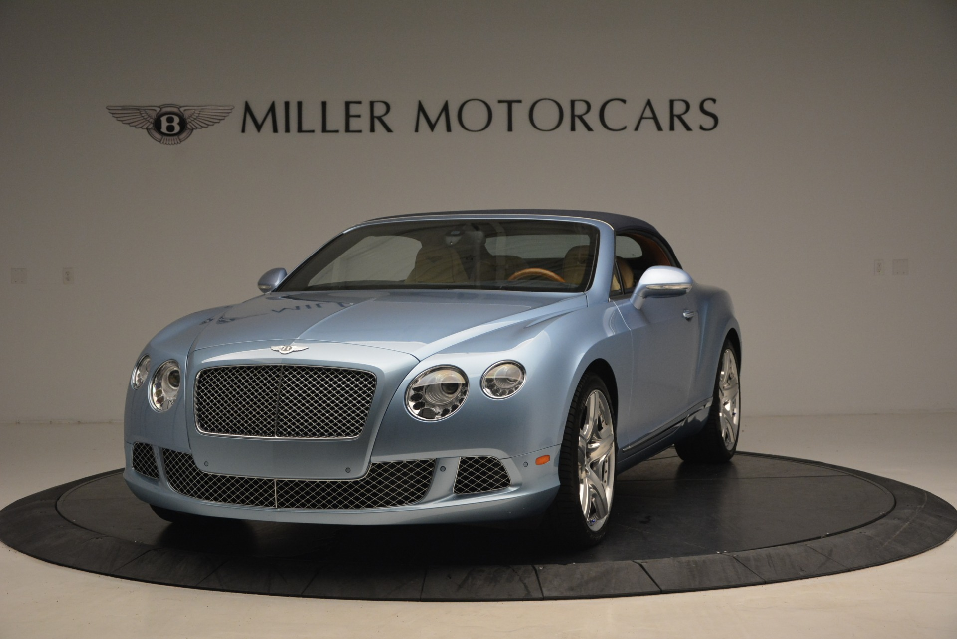 Used 2012 Bentley Continental GTC W12 For Sale In Westport, CT 1475_p13