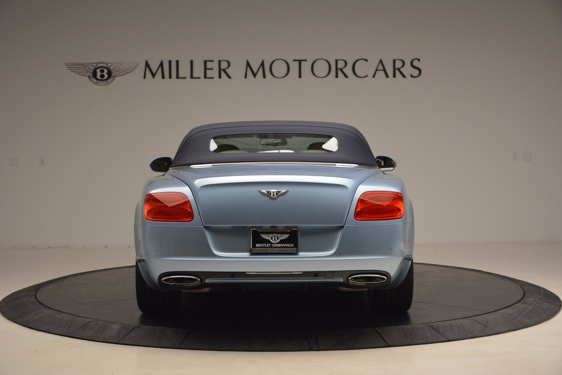 Used 2012 Bentley Continental GTC W12 For Sale In Westport, CT 1475_p18