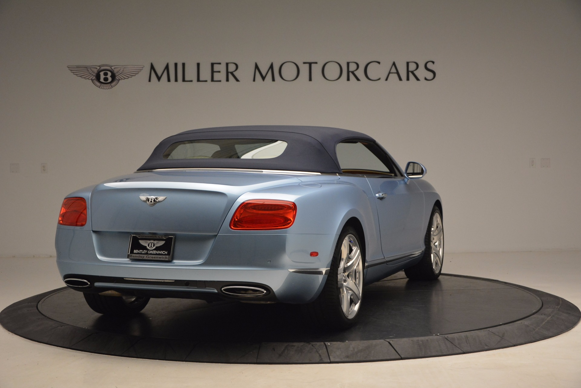 Used 2012 Bentley Continental GTC W12 For Sale In Westport, CT 1475_p19