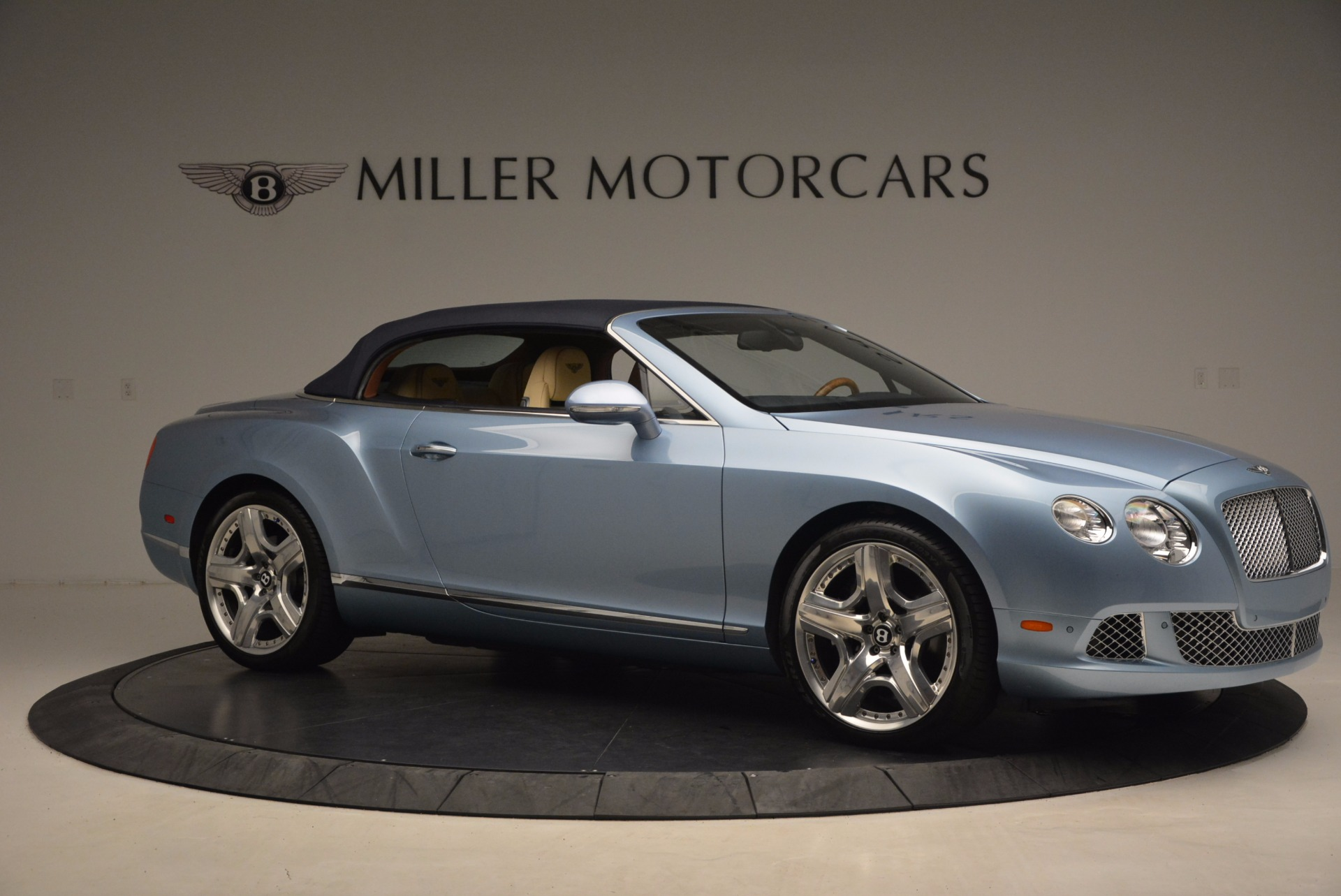 Used 2012 Bentley Continental GTC W12 For Sale In Westport, CT 1475_p22