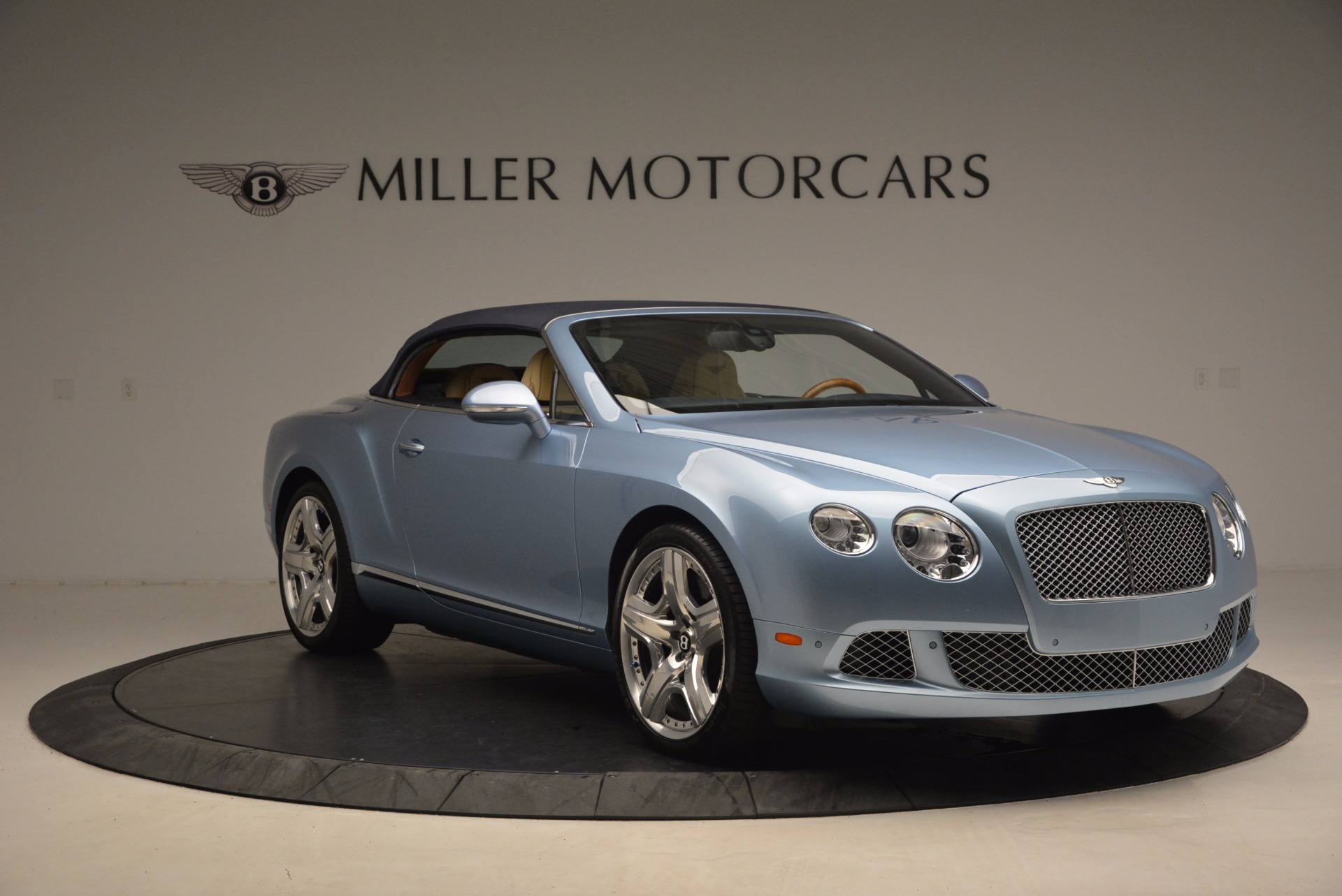Used 2012 Bentley Continental GTC W12 For Sale In Westport, CT 1475_p23