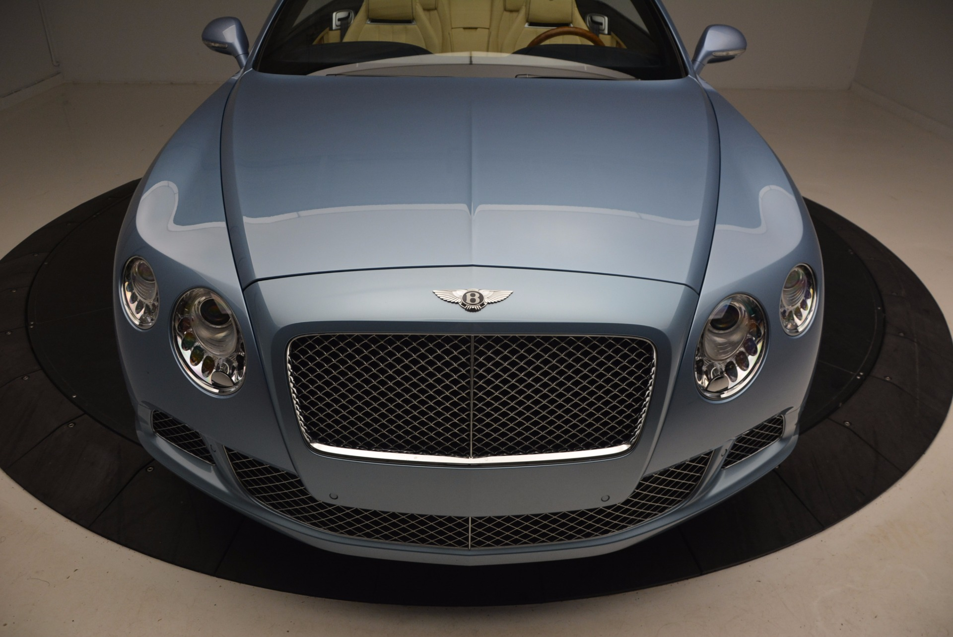 Used 2012 Bentley Continental GTC W12 For Sale In Westport, CT 1475_p24
