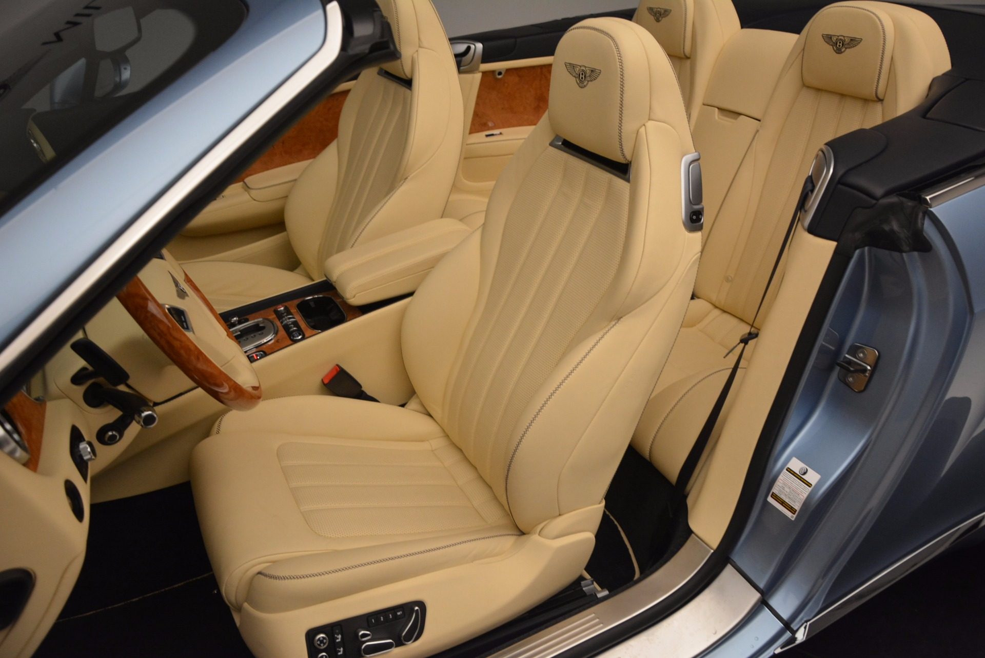 Used 2012 Bentley Continental GTC W12 For Sale In Westport, CT 1475_p34