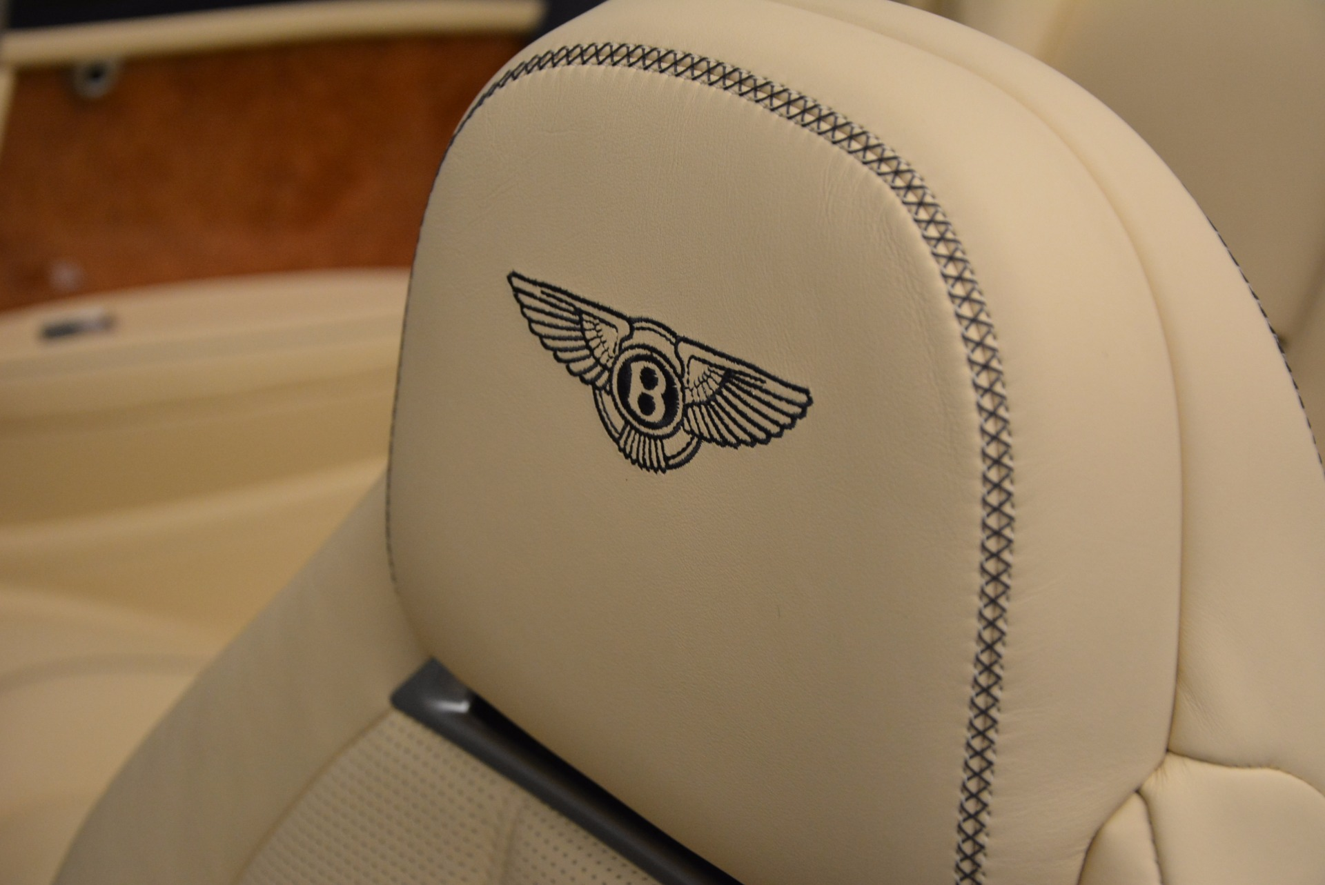 Used 2012 Bentley Continental GTC W12 For Sale In Westport, CT 1475_p35
