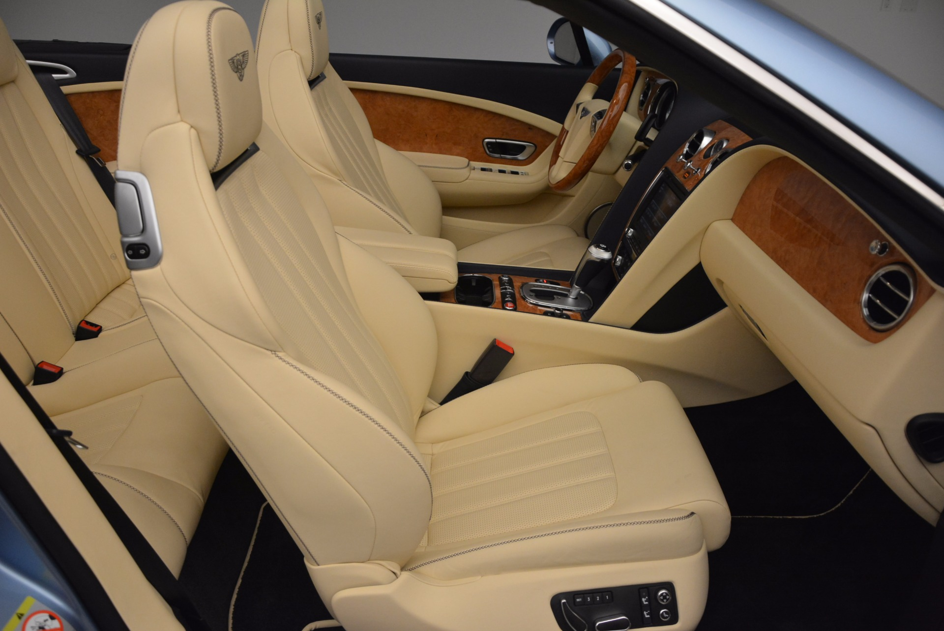 Used 2012 Bentley Continental GTC W12 For Sale In Westport, CT 1475_p44
