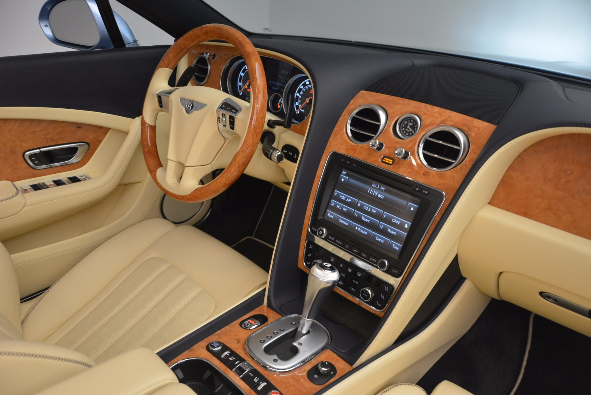 Used 2012 Bentley Continental GTC W12 For Sale In Westport, CT 1475_p46