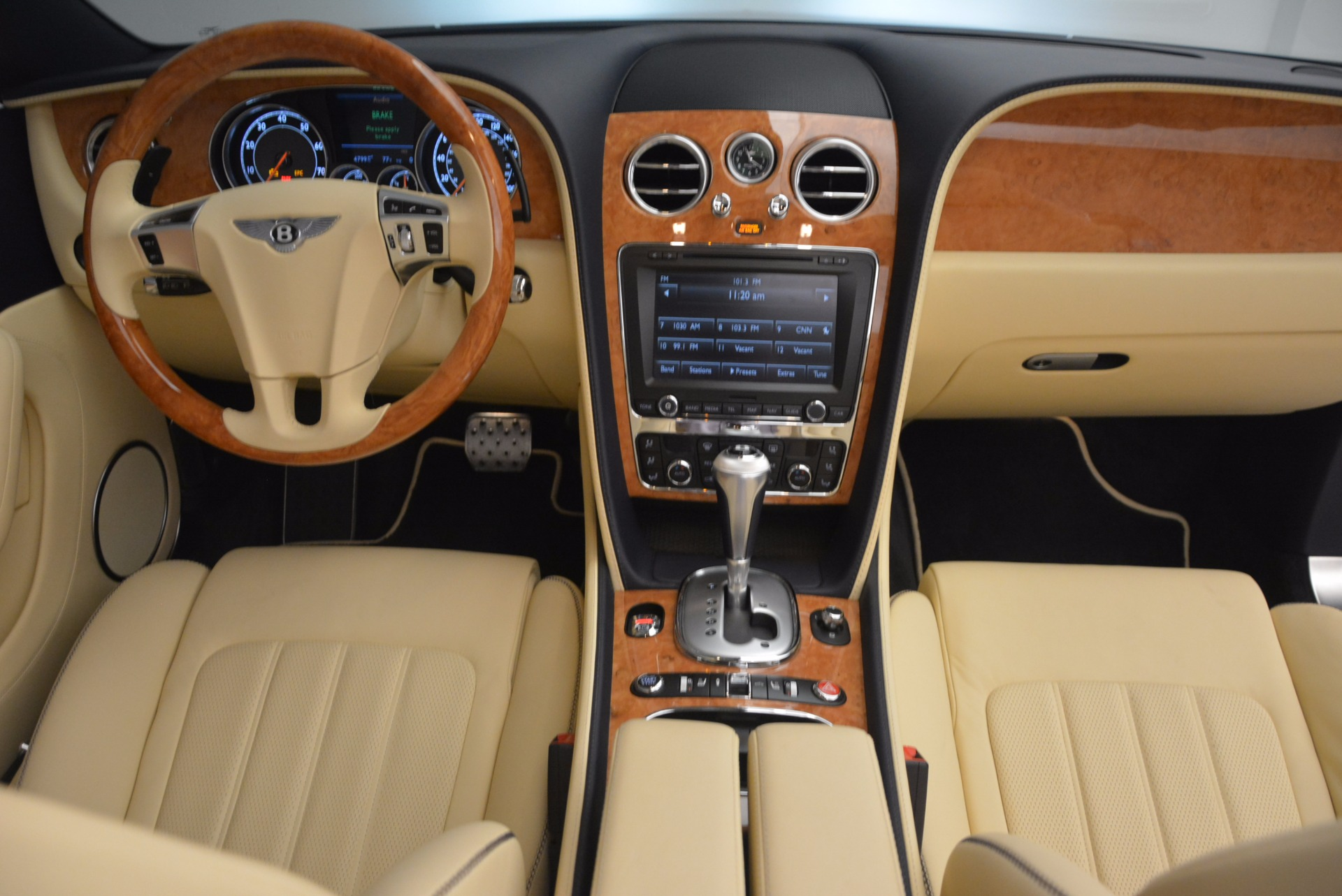 Used 2012 Bentley Continental GTC W12 For Sale In Westport, CT 1475_p48