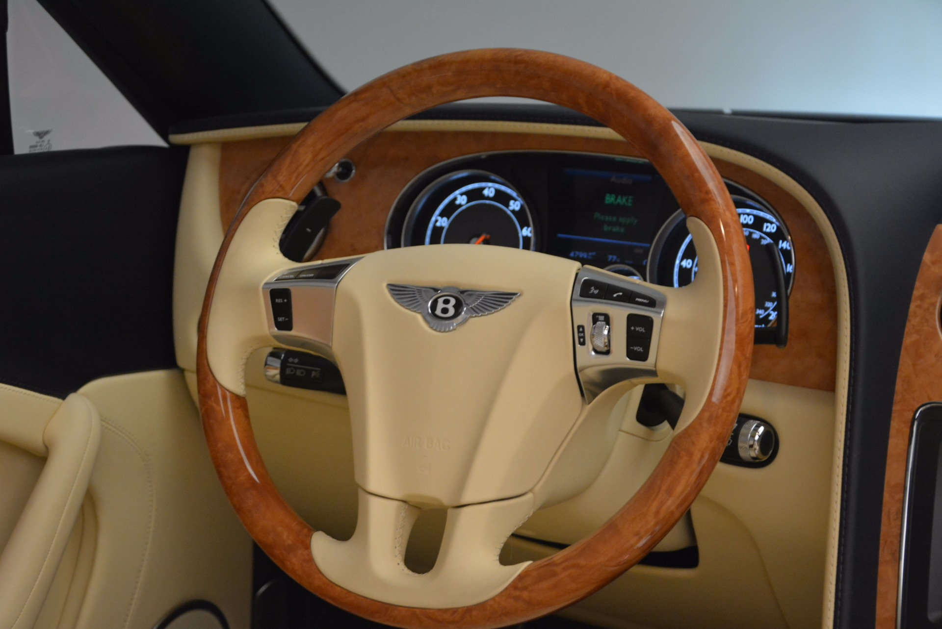 Used 2012 Bentley Continental GTC W12 For Sale In Westport, CT 1475_p49