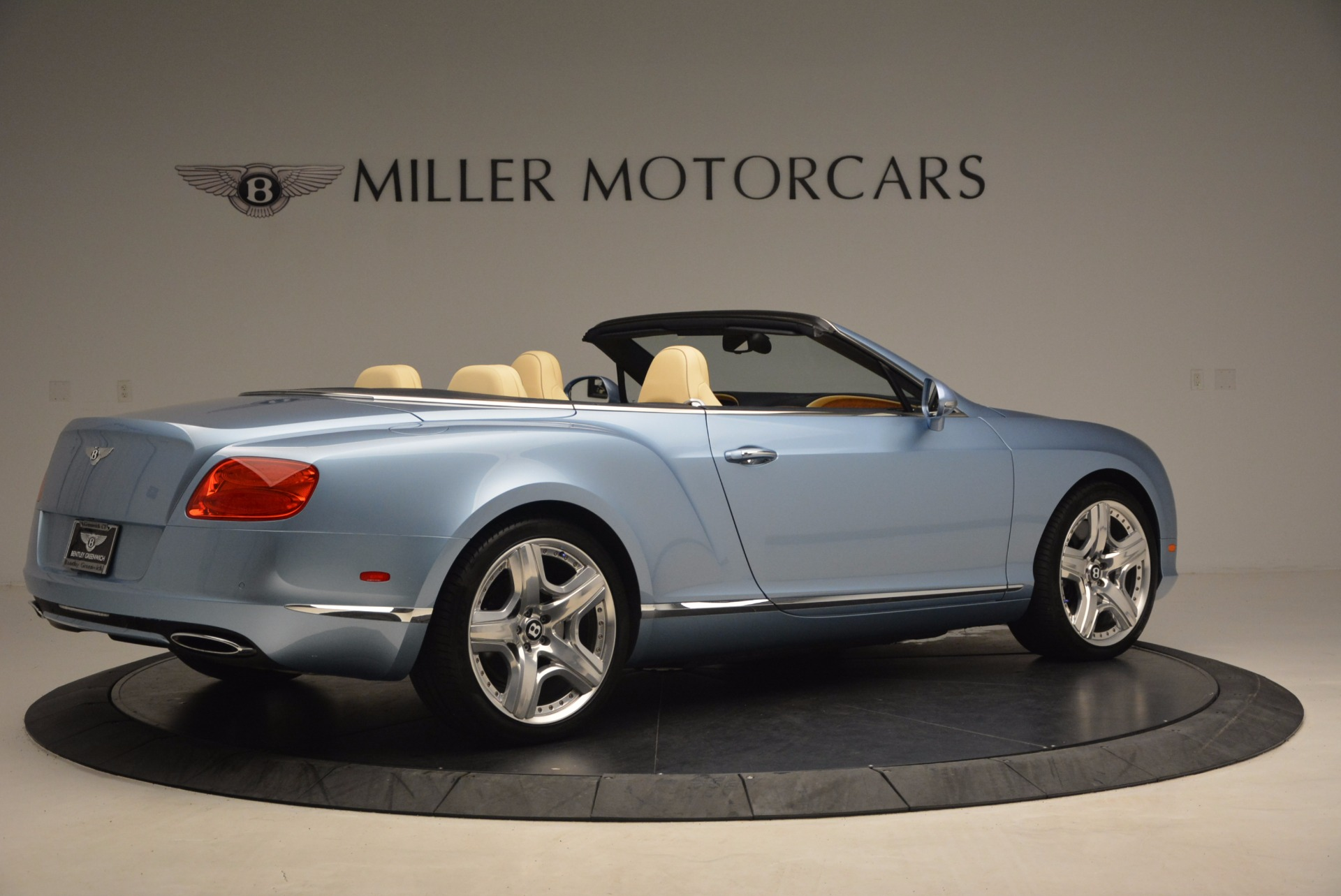 Used 2012 Bentley Continental GTC W12 For Sale In Westport, CT 1475_p8