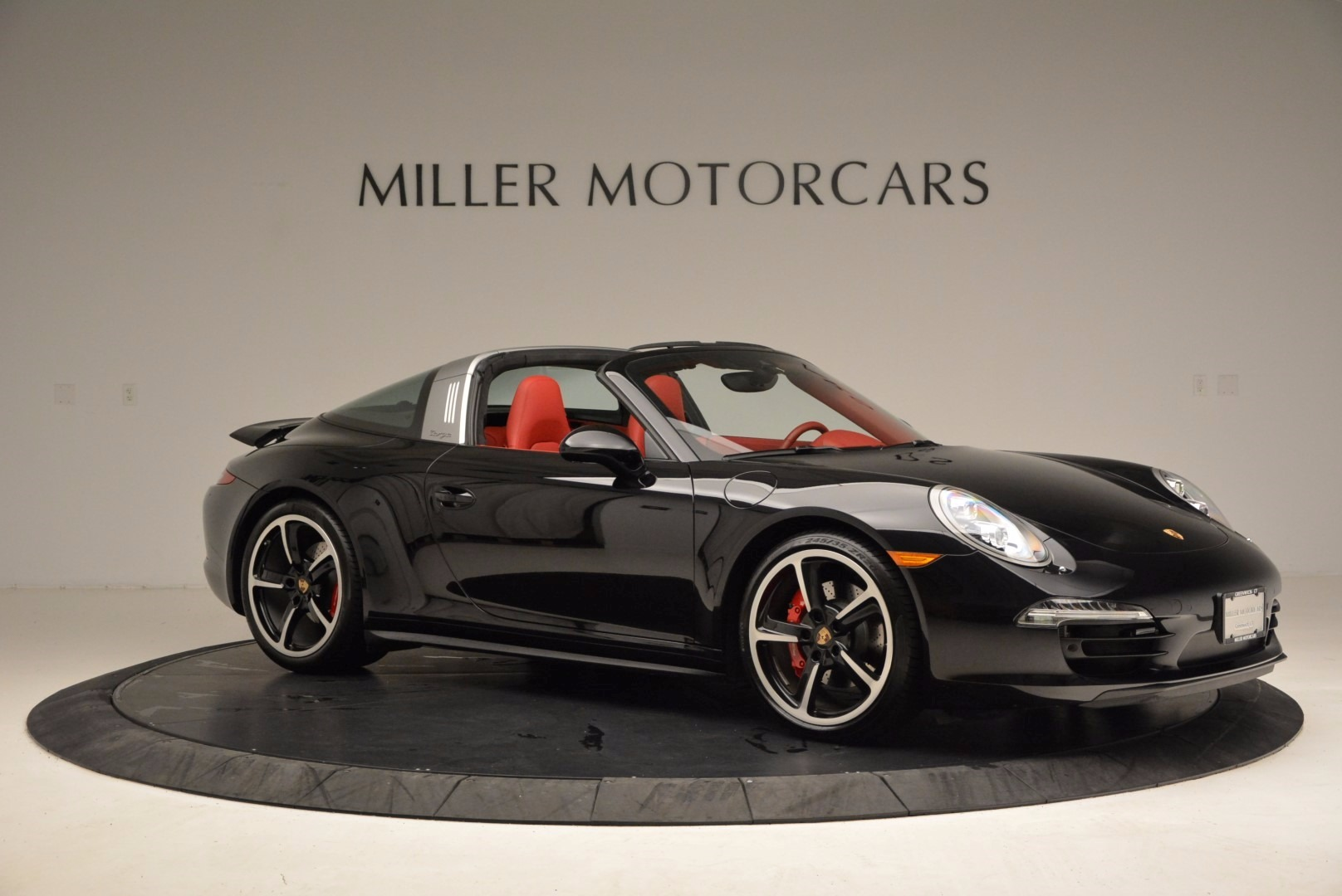 Used 2015 Porsche 911 Targa 4S For Sale In Westport, CT 1476_p10
