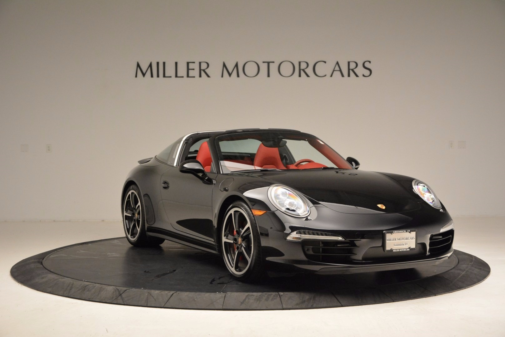 Used 2015 Porsche 911 Targa 4S For Sale In Westport, CT 1476_p11