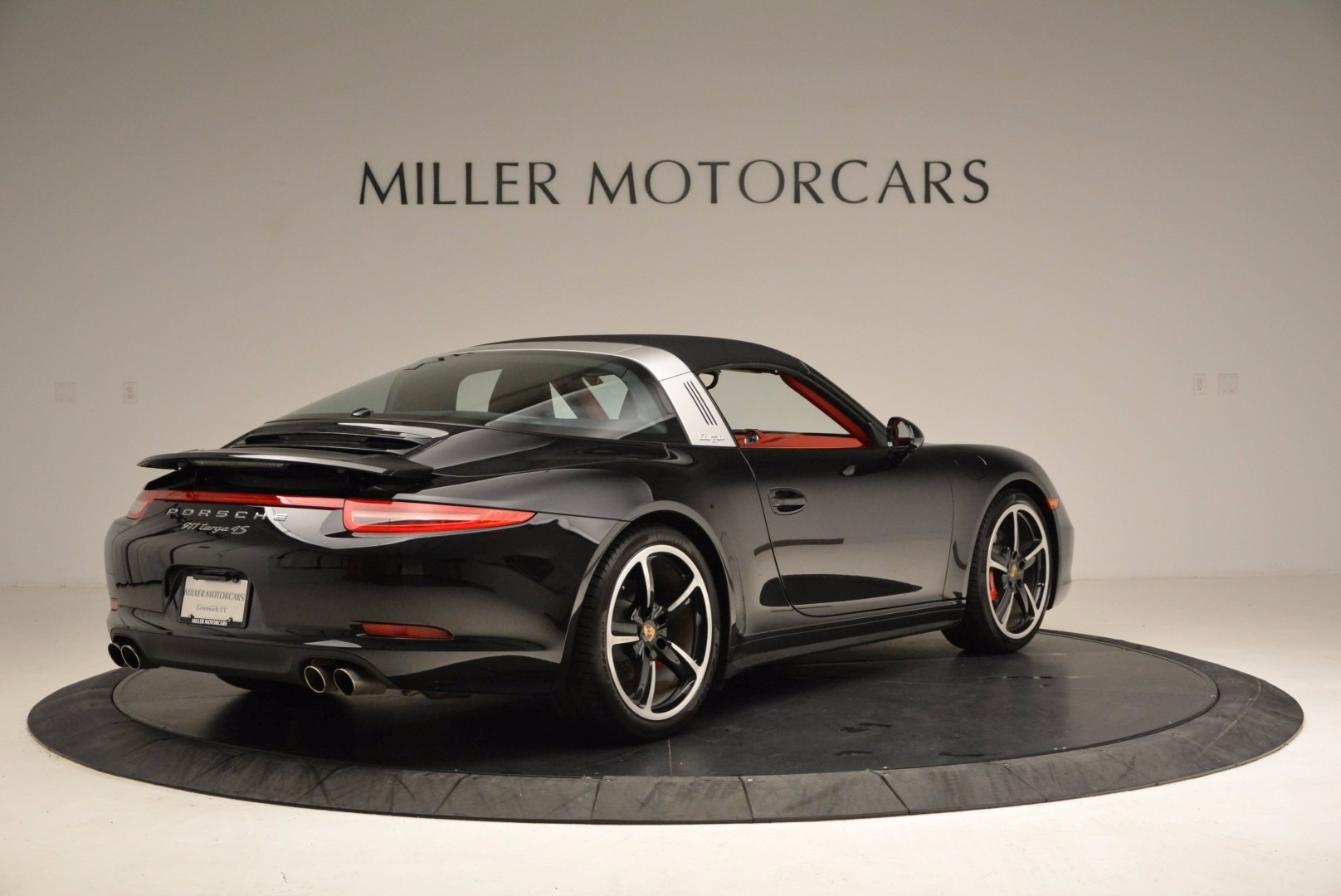 Used 2015 Porsche 911 Targa 4S For Sale In Westport, CT 1476_p17