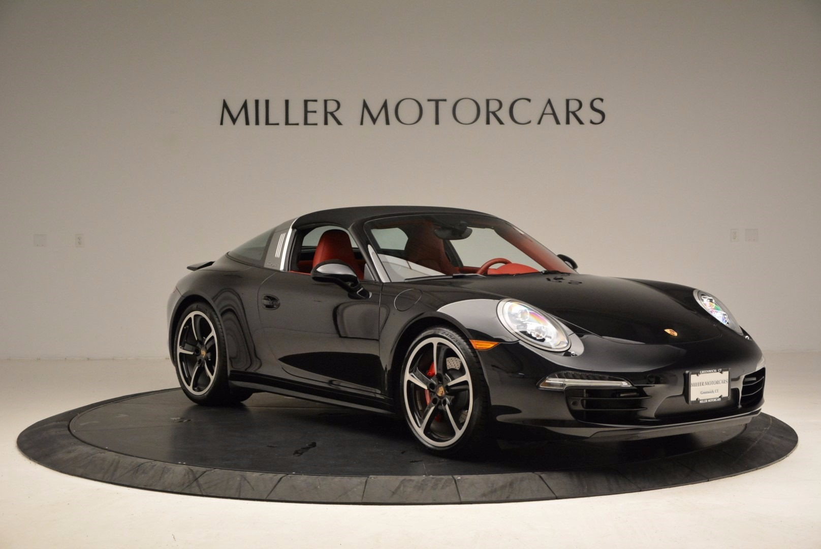 Used 2015 Porsche 911 Targa 4S For Sale In Westport, CT 1476_p19