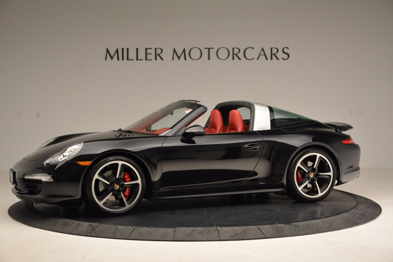 Used 2015 Porsche 911 Targa 4S For Sale In Westport, CT 1476_p2