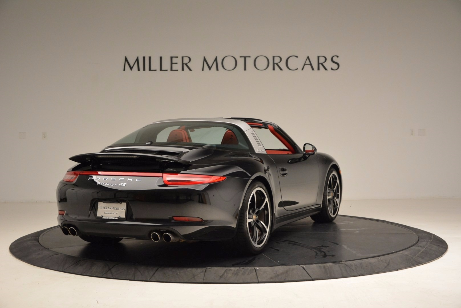 Used 2015 Porsche 911 Targa 4S For Sale In Westport, CT 1476_p7