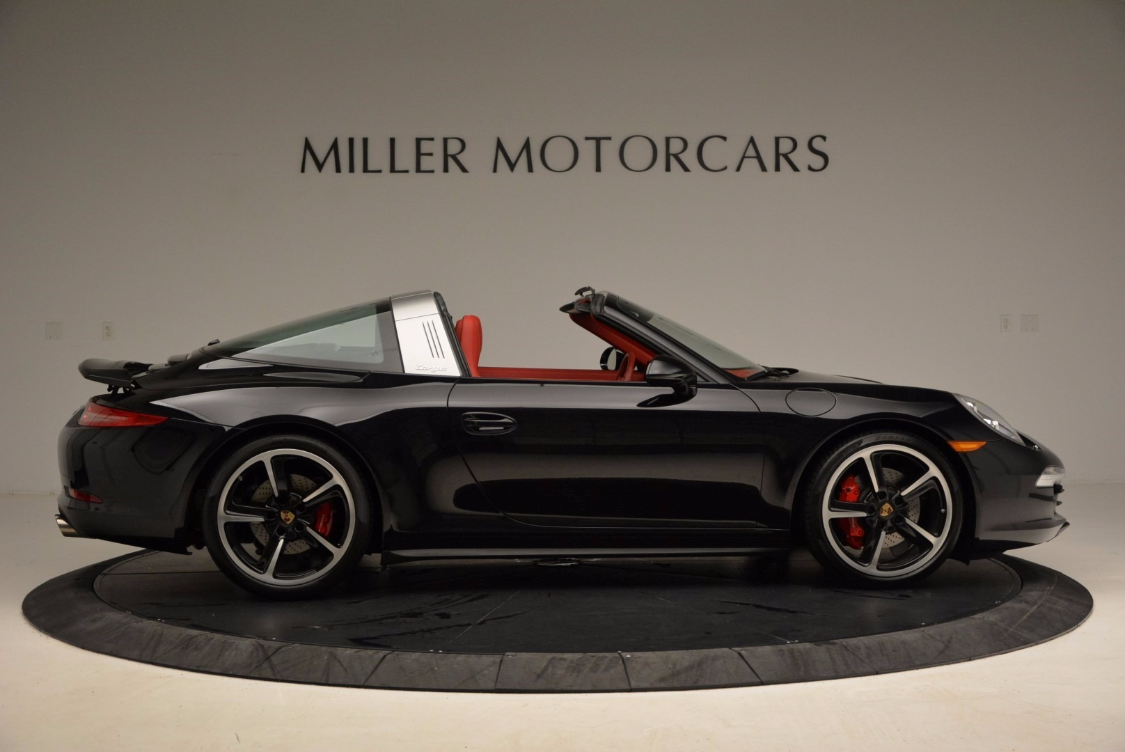 Used 2015 Porsche 911 Targa 4S For Sale In Westport, CT 1476_p9