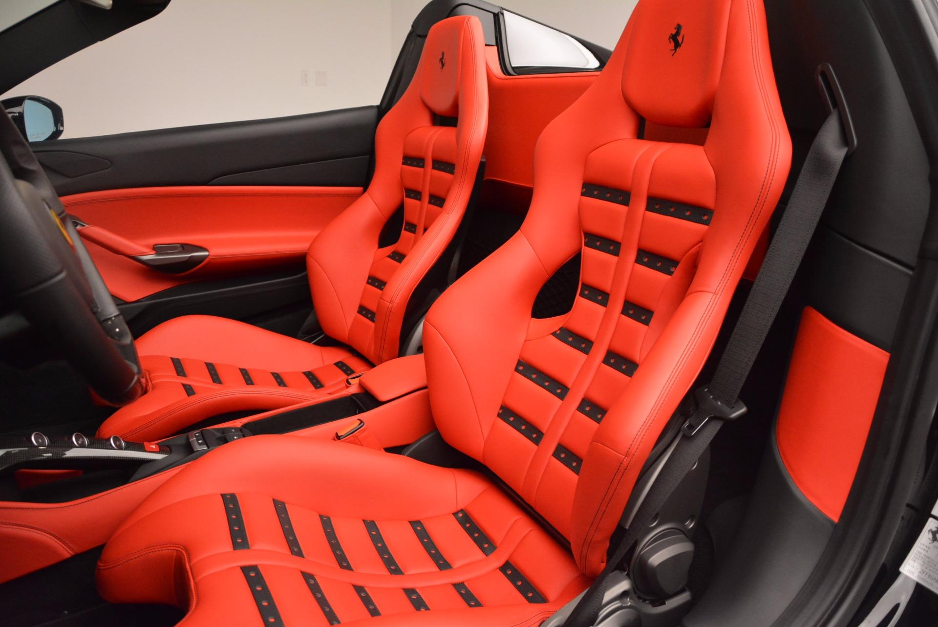 Used 2017 Ferrari 488 Spider  For Sale In Westport, CT 1479_p26