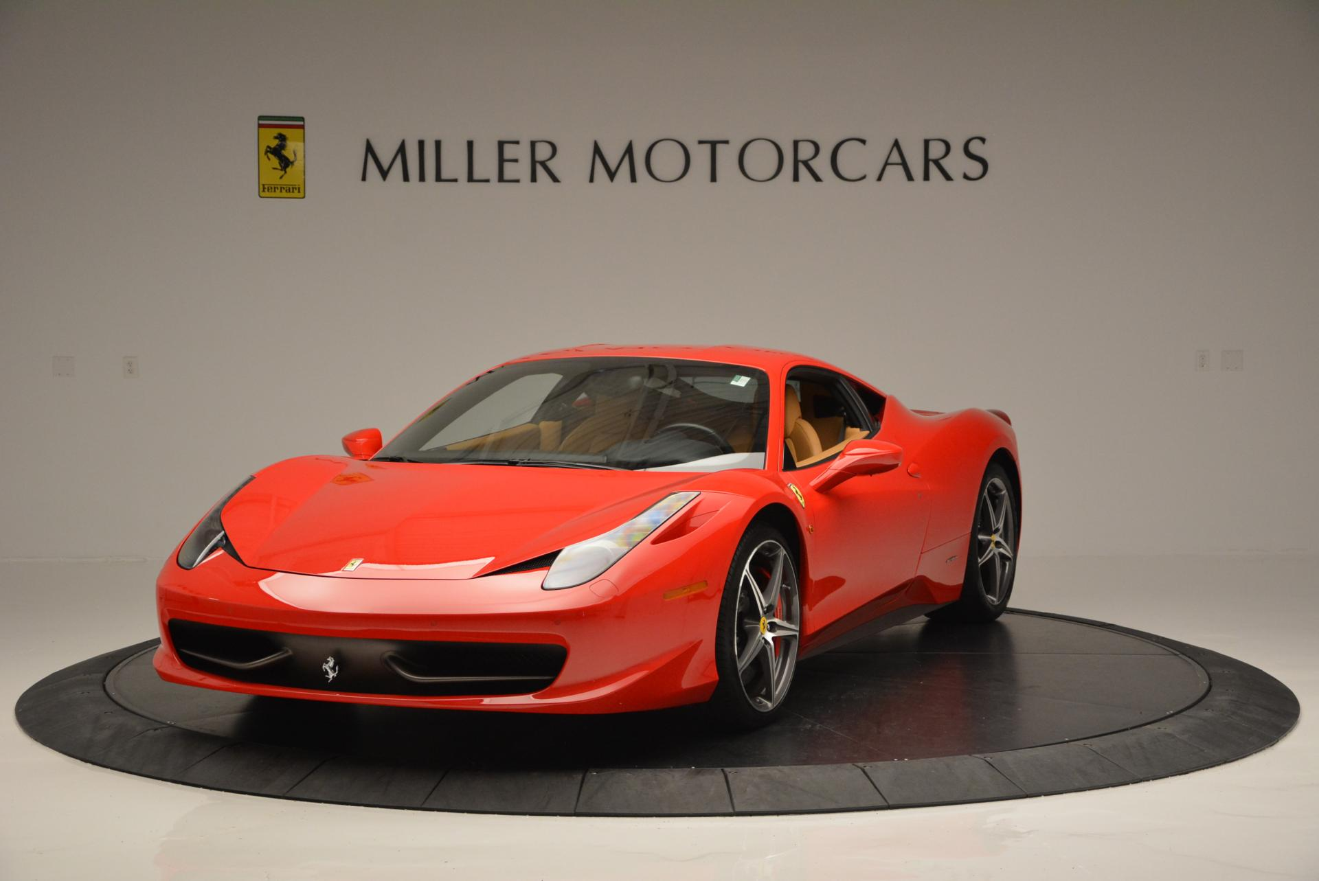 Used 2010 Ferrari 458 Italia  For Sale In Westport, CT 148_main