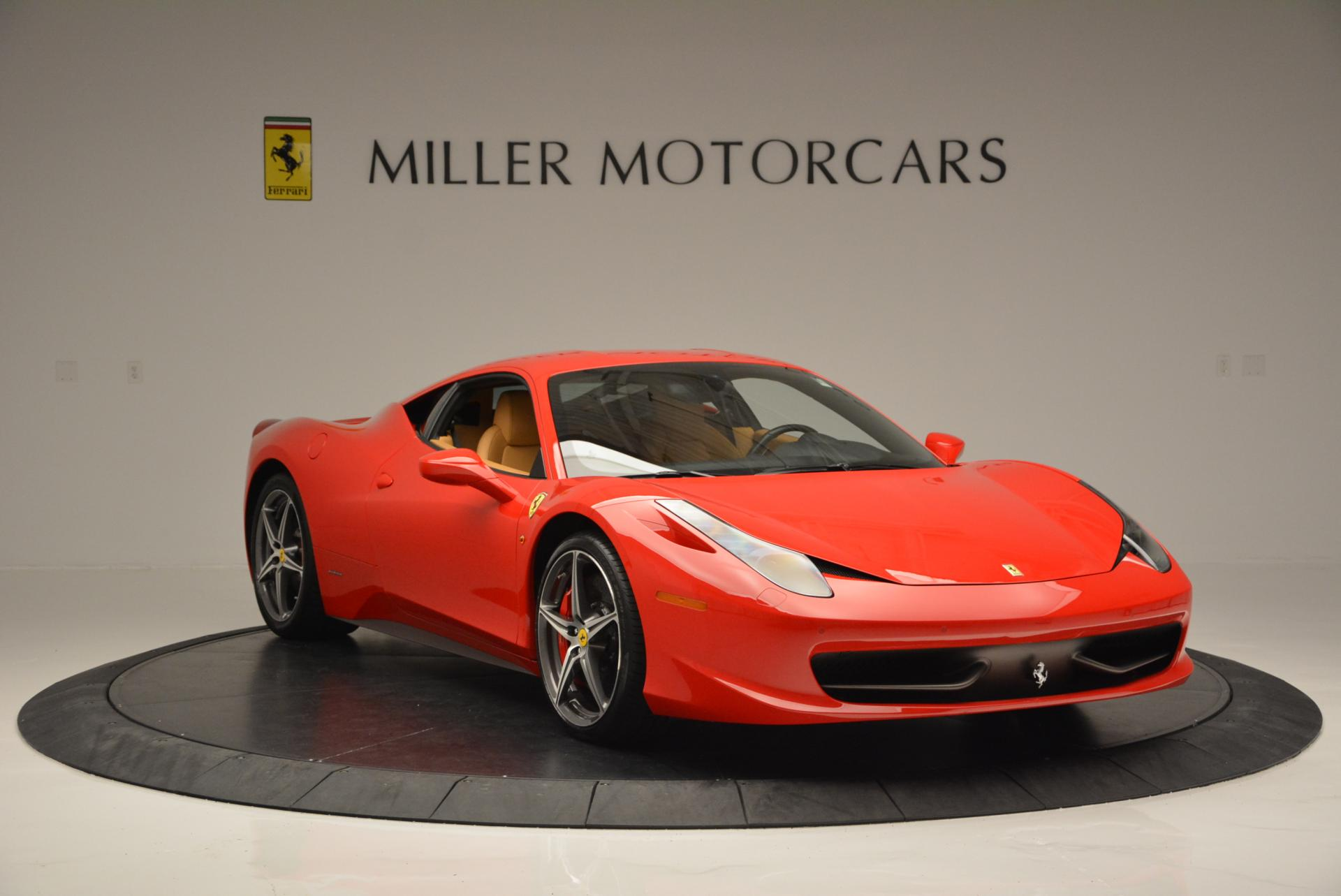 Used 2010 Ferrari 458 Italia  For Sale In Westport, CT 148_p11